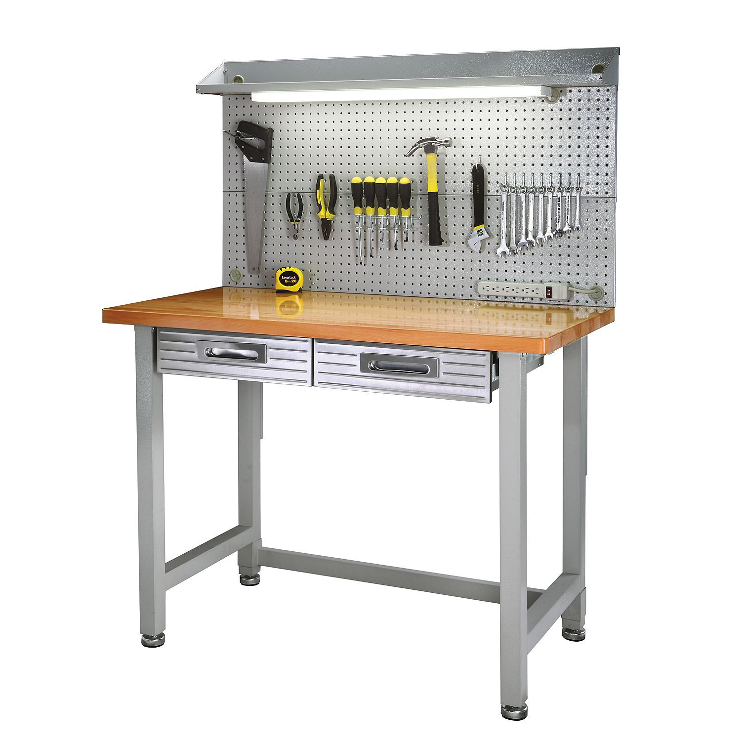 Miraculous Harbor Freight 60 Workbench Any Good Page 5 Onthecornerstone Fun Painted Chair Ideas Images Onthecornerstoneorg