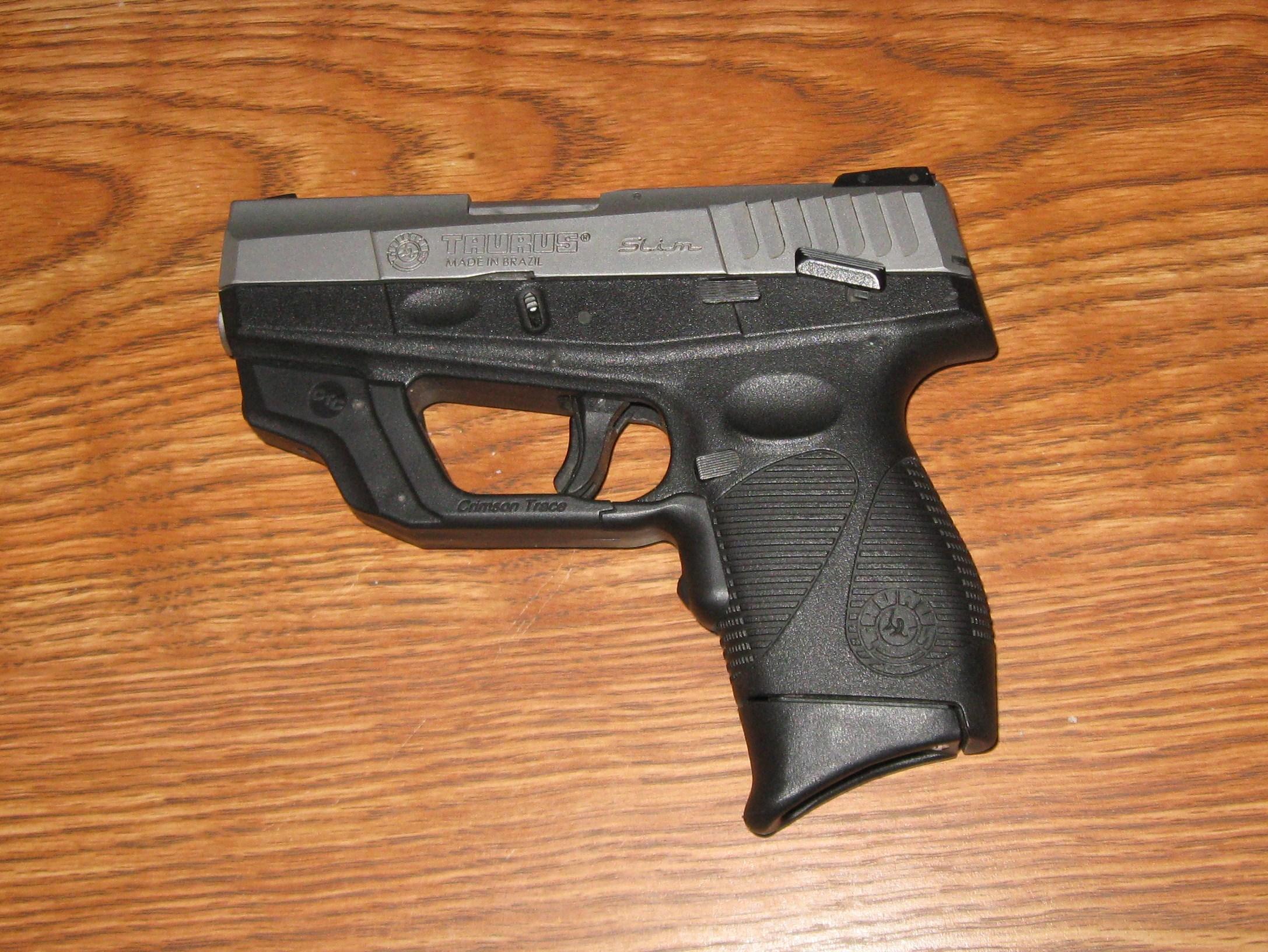 709 slim 9mm pistol - 709 Slim 9mm Pistol 4