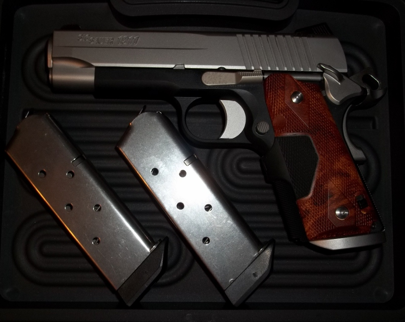 Sig Sauer C3 With Ct Grips