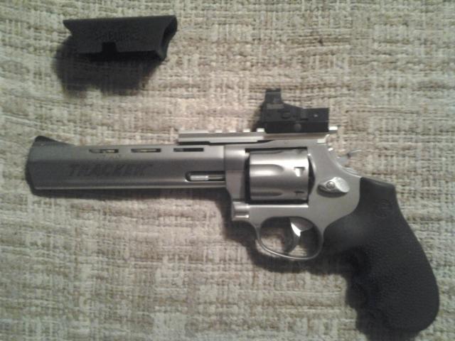Show Us Your Taurus Revolvers