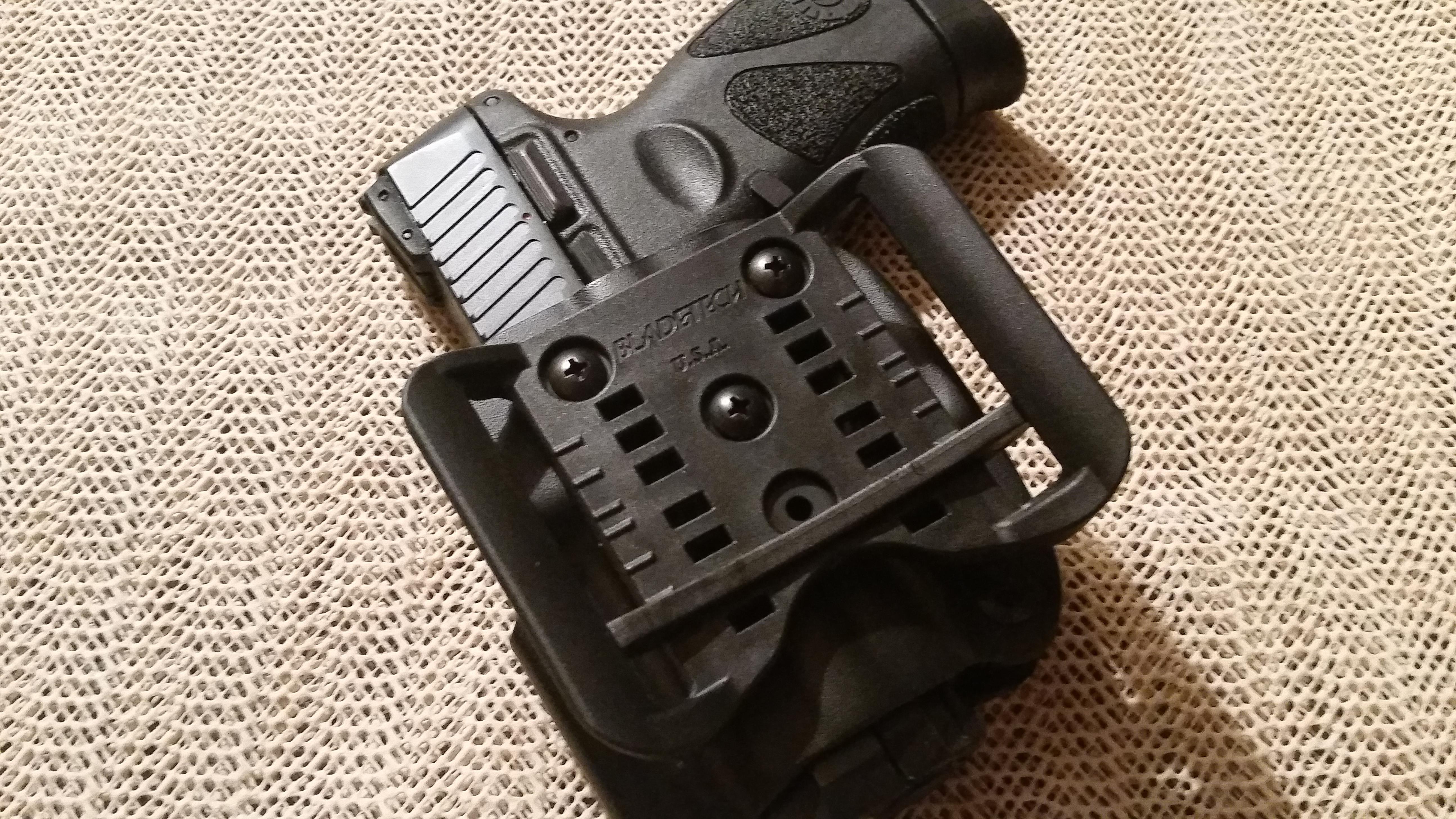 pt111 holster size codes