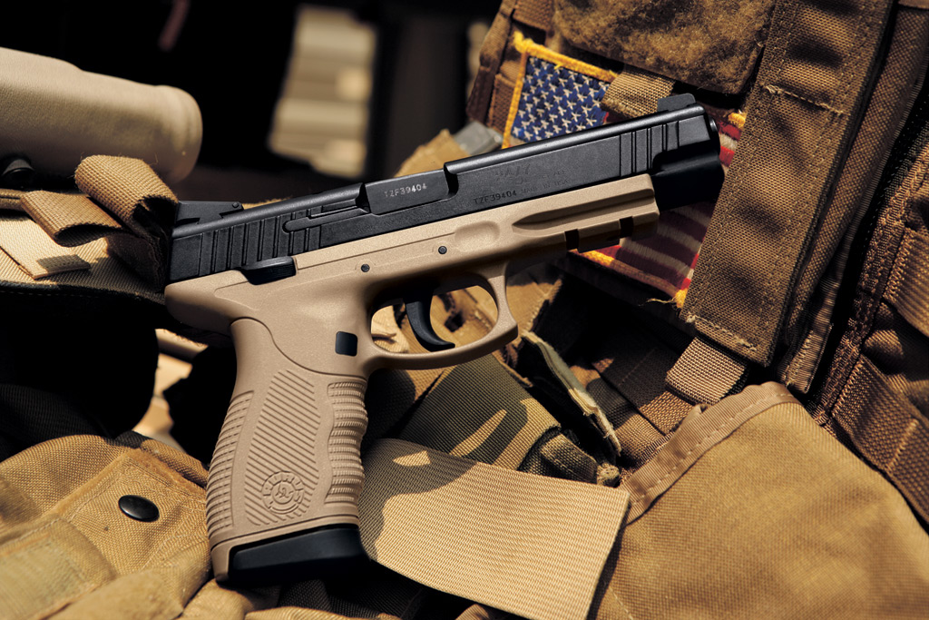 Why the TAURUS discontinued 24/7-OSS TACTICAL?