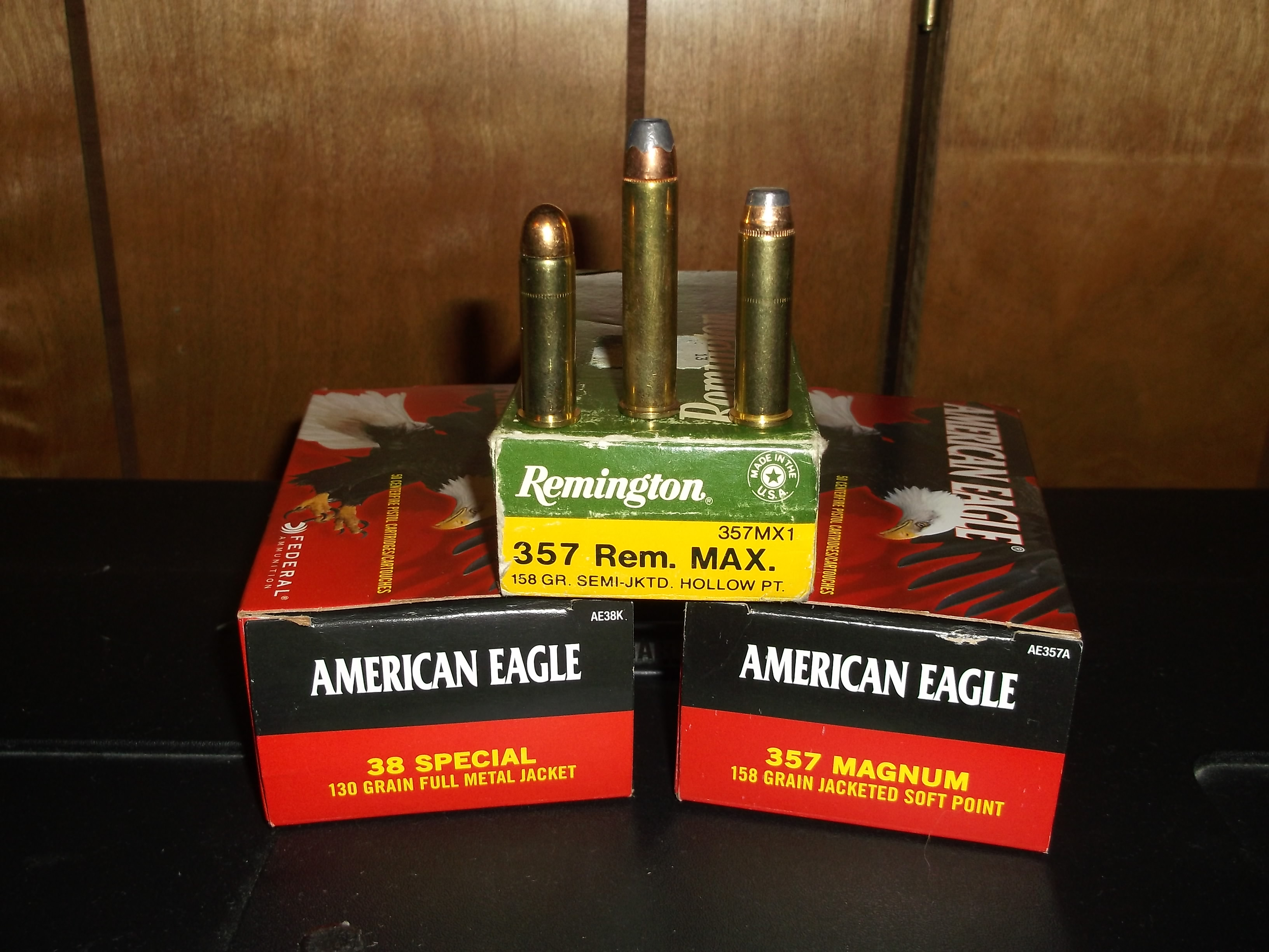 Which of these two  357 Magnum rounds would be best for