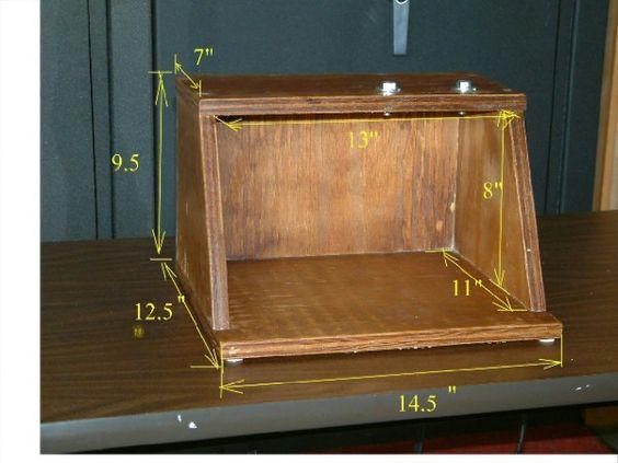 Show and Tell: DIY Reloading Press Portable Mount – ocabj.net  Portable Reloading Table