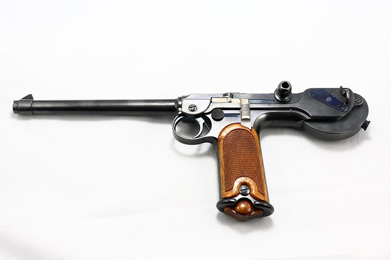 """Republic Auto Of Texas >> Obscure Object of Desire: Borchardt C93, The First """"Modern ..."""