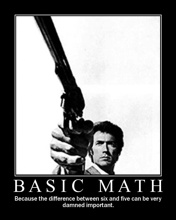 Gun demotivational posters basicmathmotivationalposter