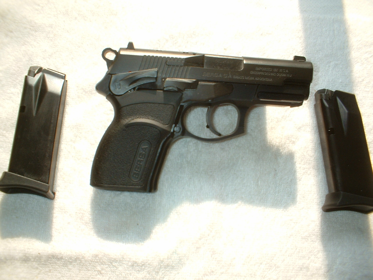 45acp conceal carry pistol