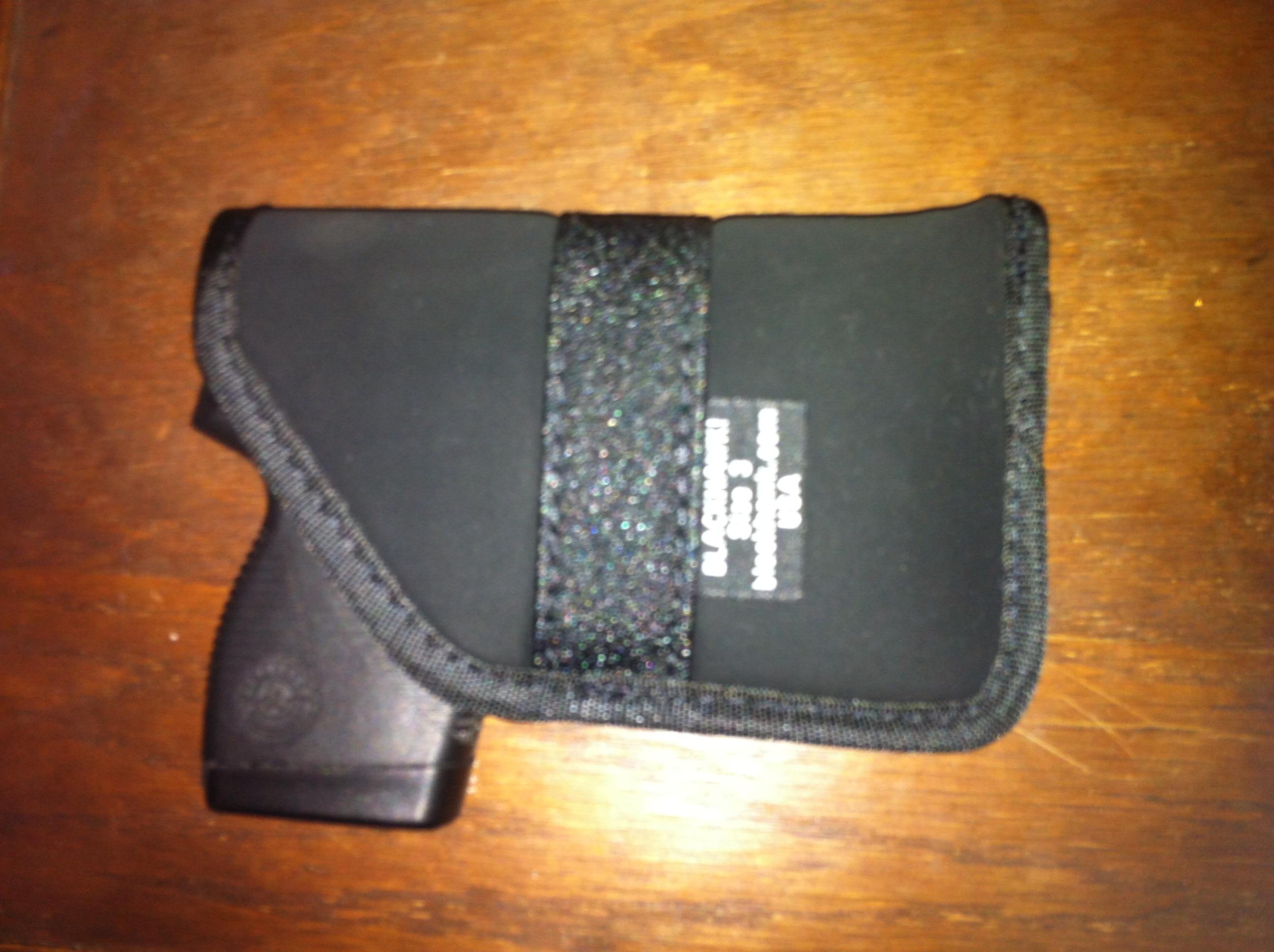 Kahr Cm9 Pocket Holster