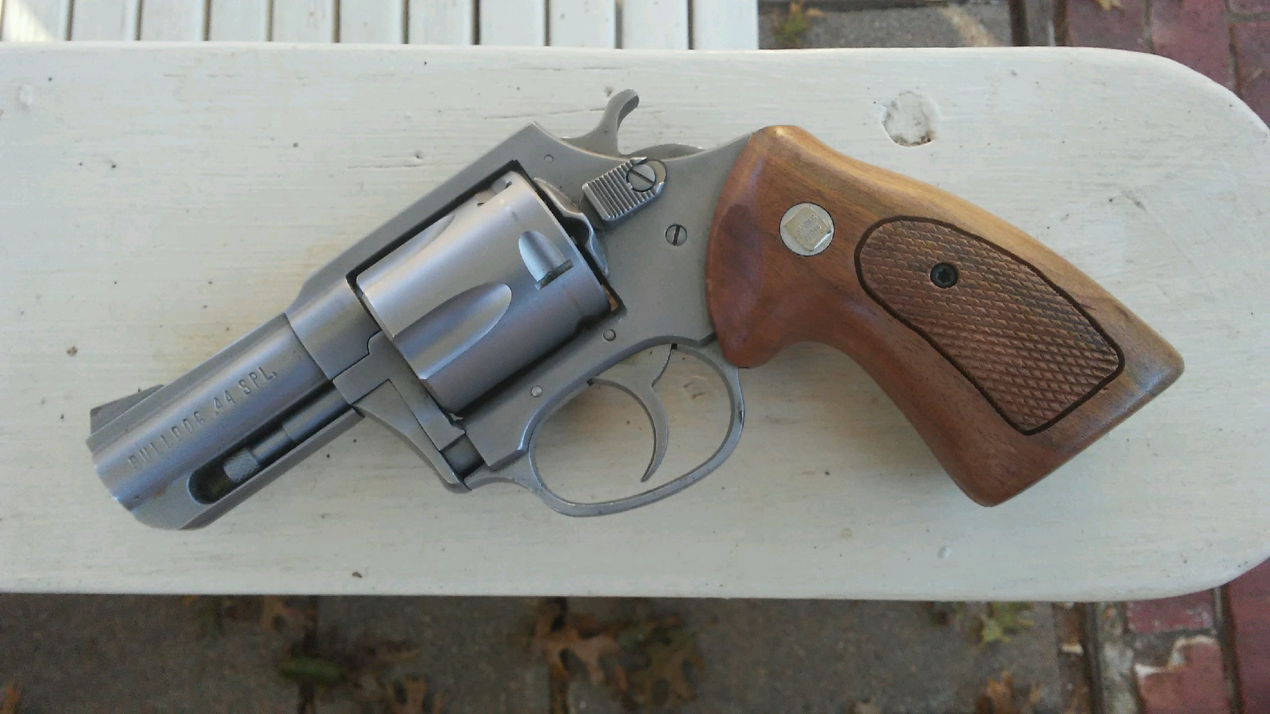 Charter Arms Bulldog  44 Special or American Tactical