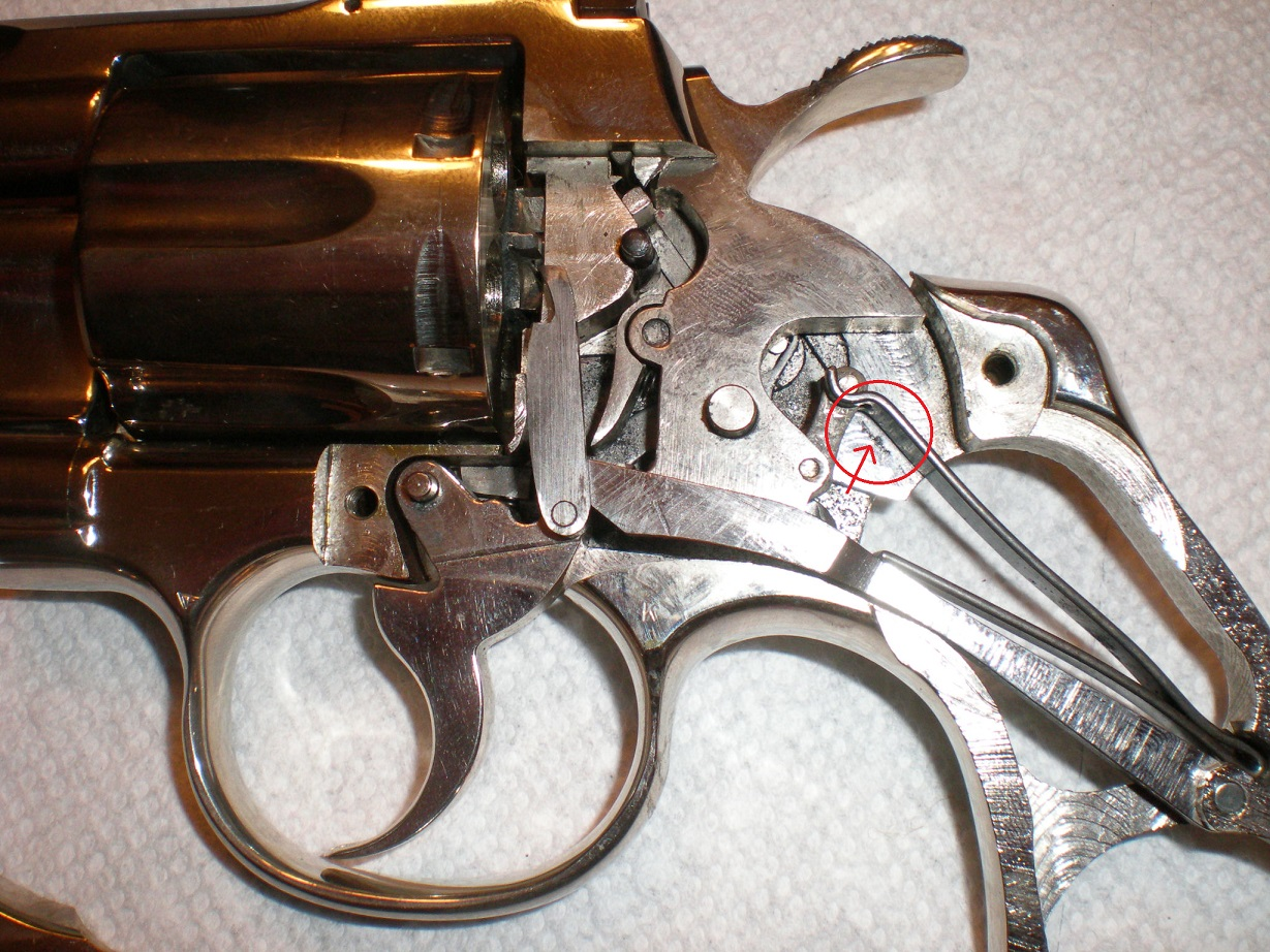 Comparison Of The Ithaca Model 37 Lockwork To That Of The Remington