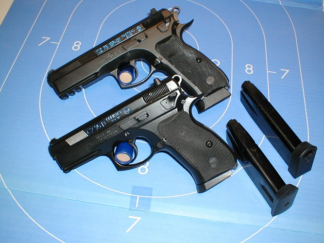 Sig Sauer P250 vs IWI Magnum Research Desert Eagle 9mm