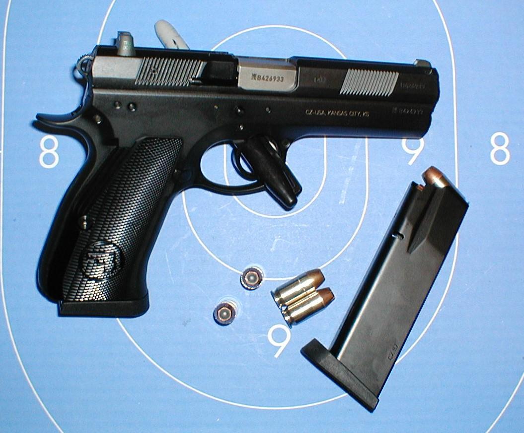 CZ 75 Tactical Sport - Attachments
