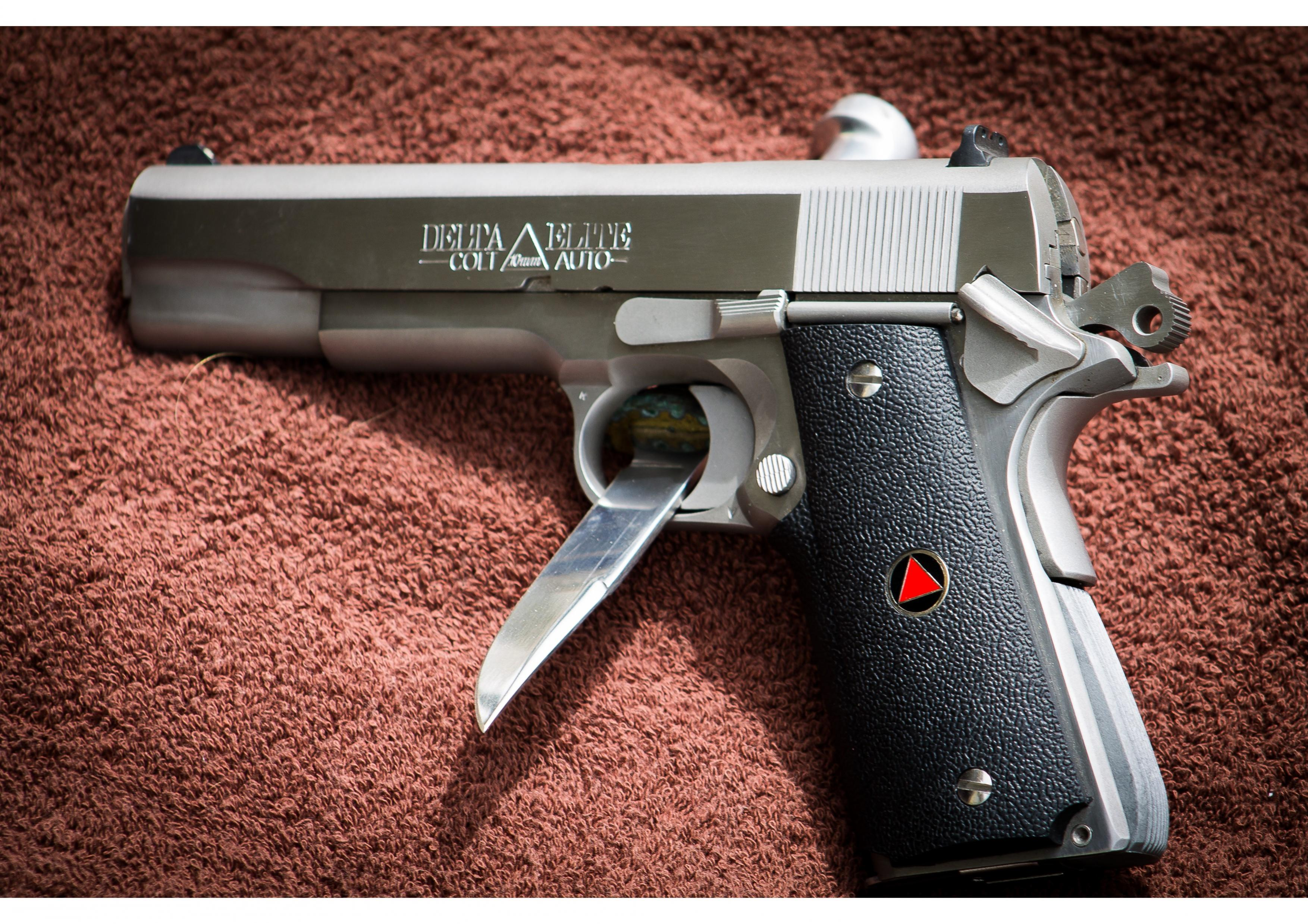 A Colt Delta Elite 10mm Followed Me Home