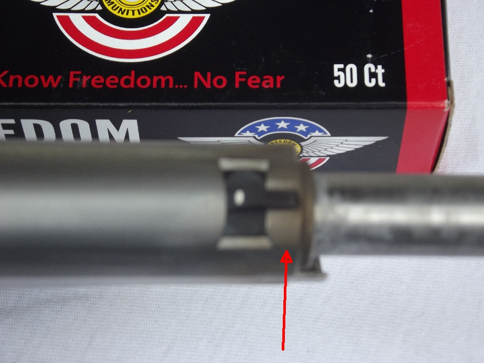 RANGE REPORT:  FREEDOM MUNITIONS .45 RELOADS WITH SR1911 and PT145 MIL PRO-dirty4.jpg