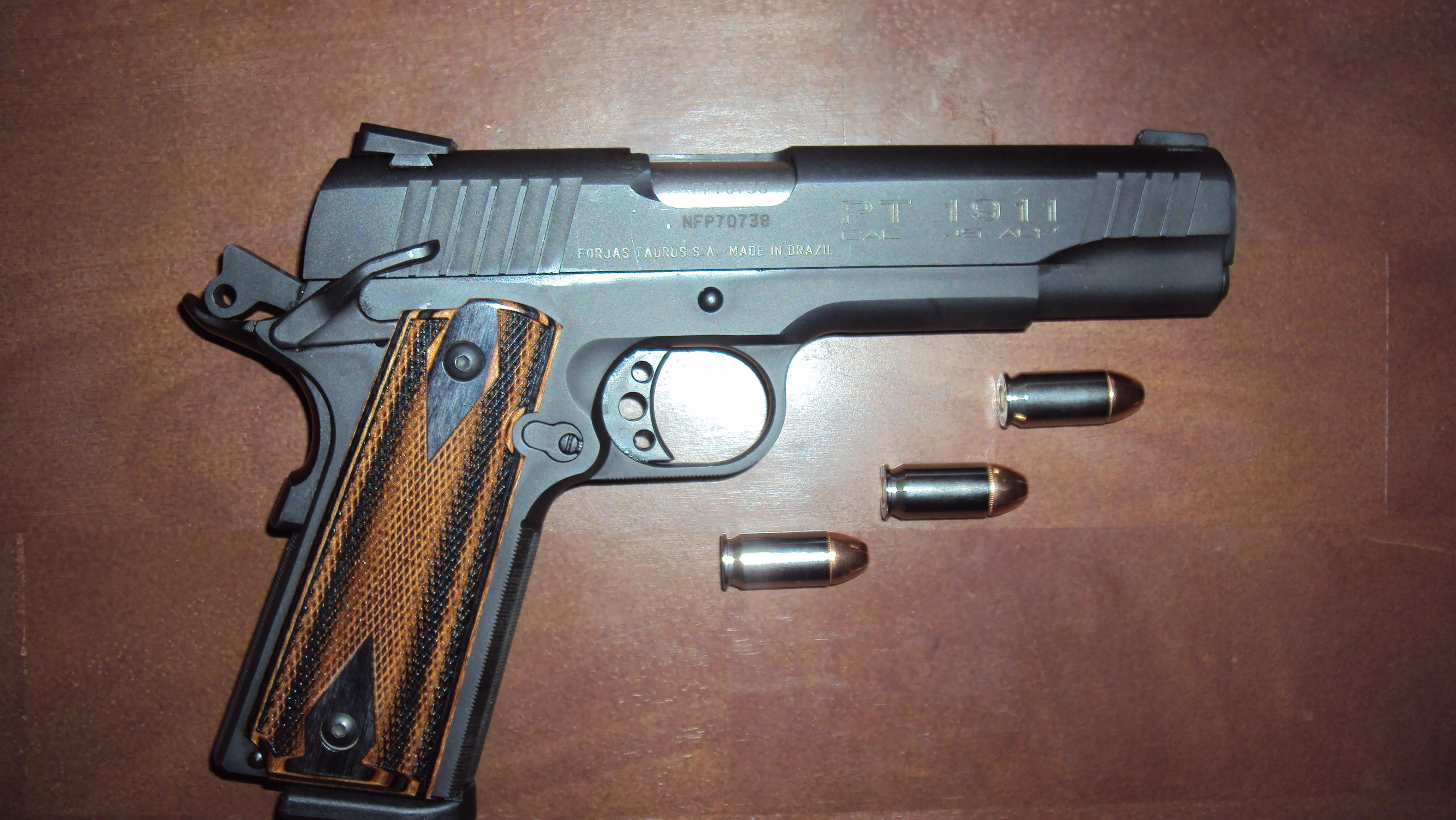 Post about your Taurus PT1911 enhancements here  - Page 37