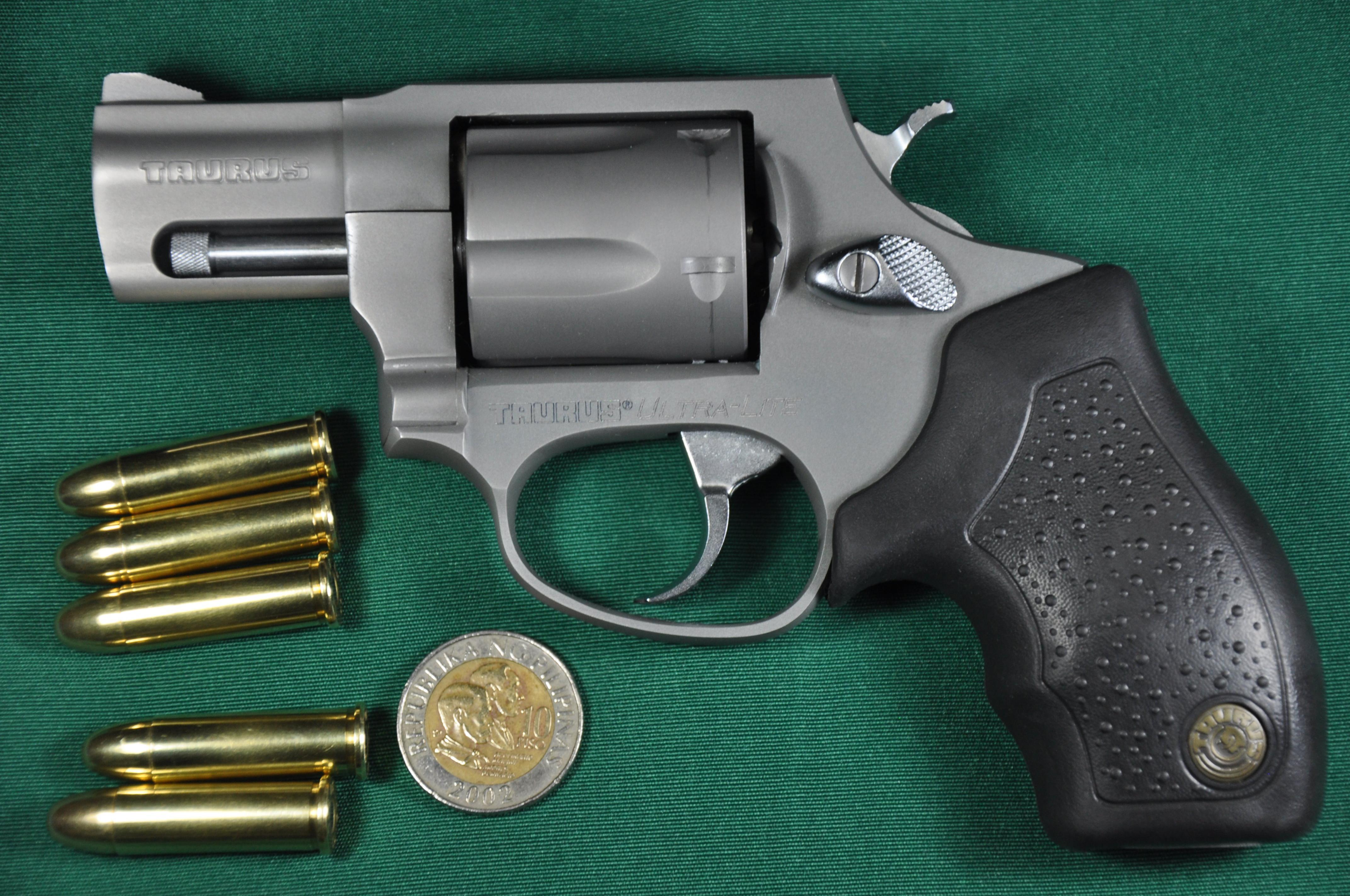 Револьверы фирмы таурус фото