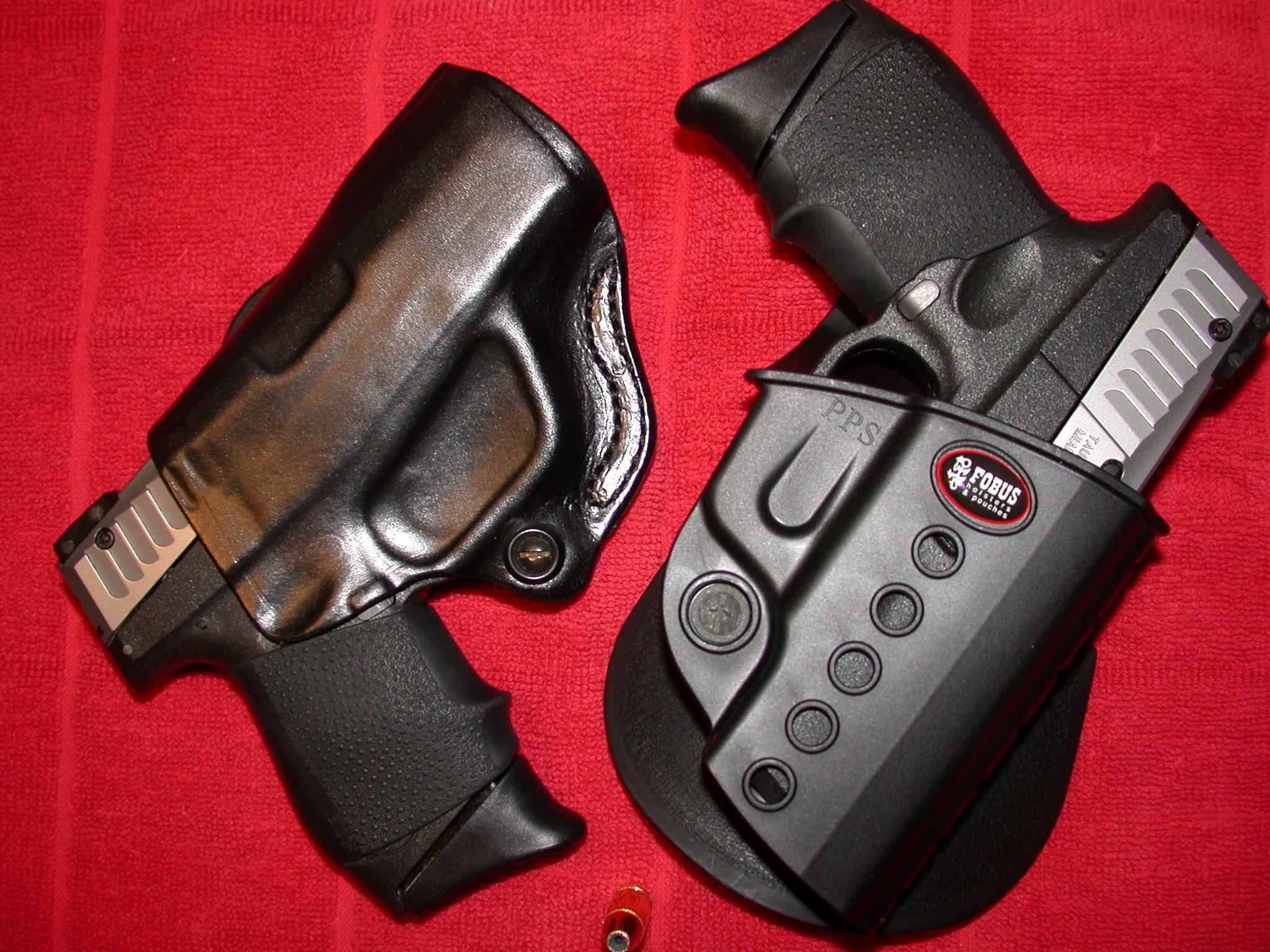 709 slim 9mm pistol - Owb Pt709 740 Holsters
