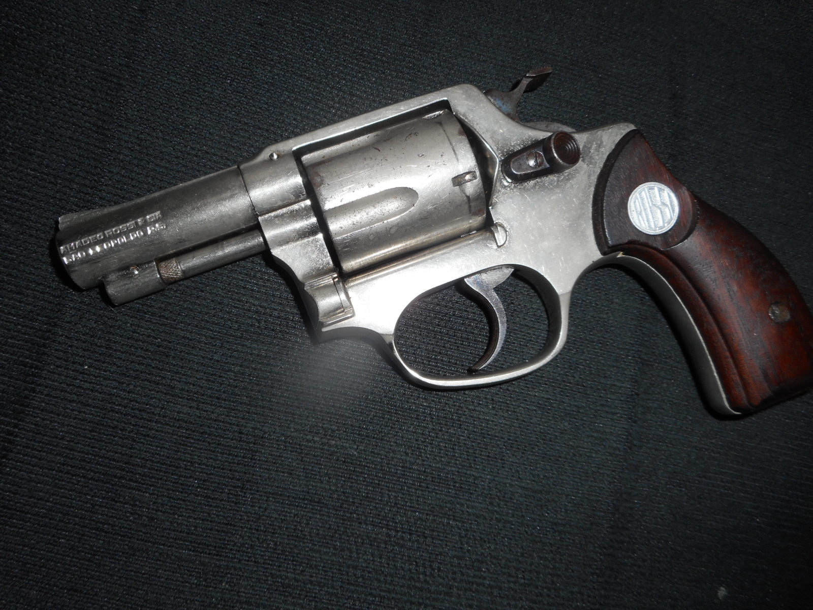 Rossi 38 special 1986 M66 N6- Any Info?