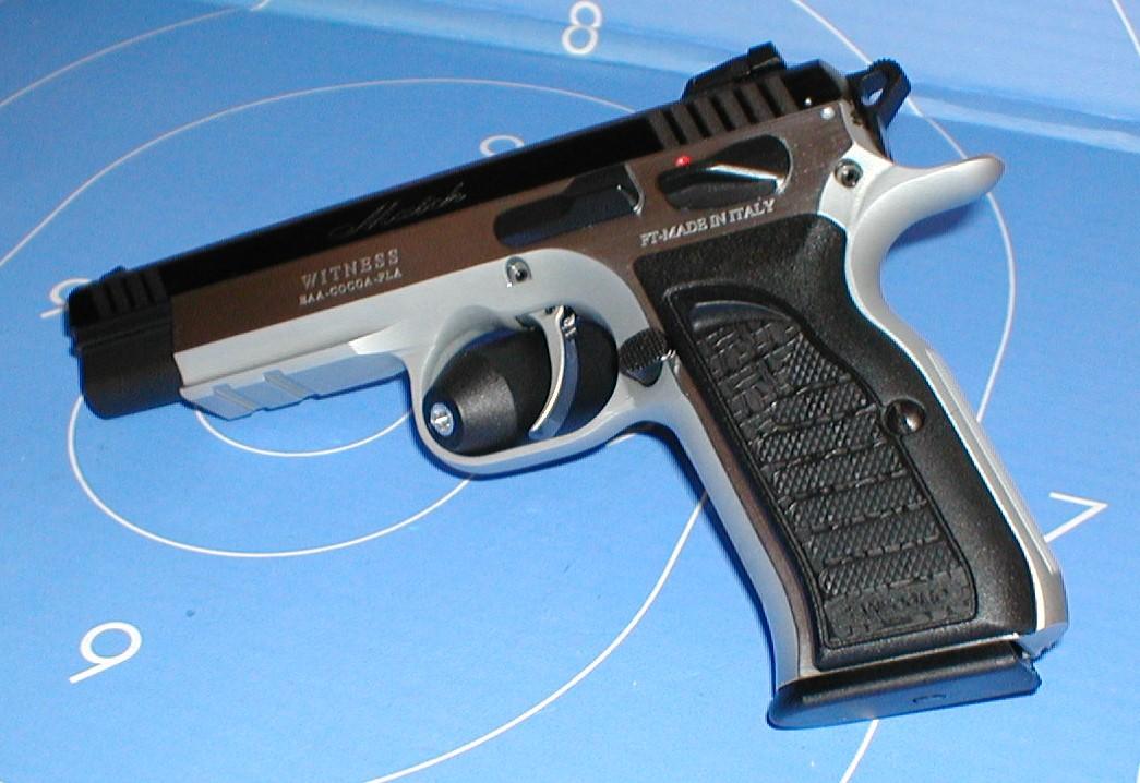 CZ 75 Tactical Sport
