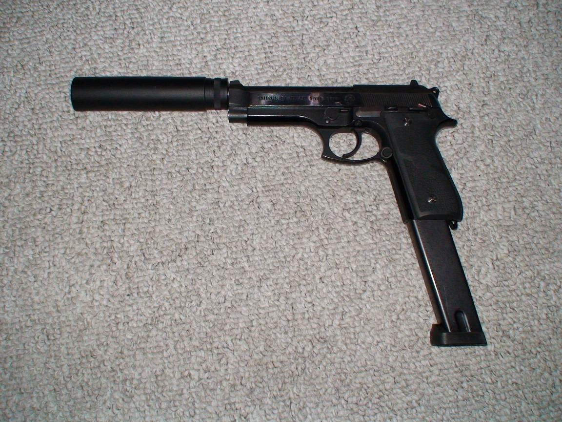 Post Your Other Taurus Pistols - Page 42