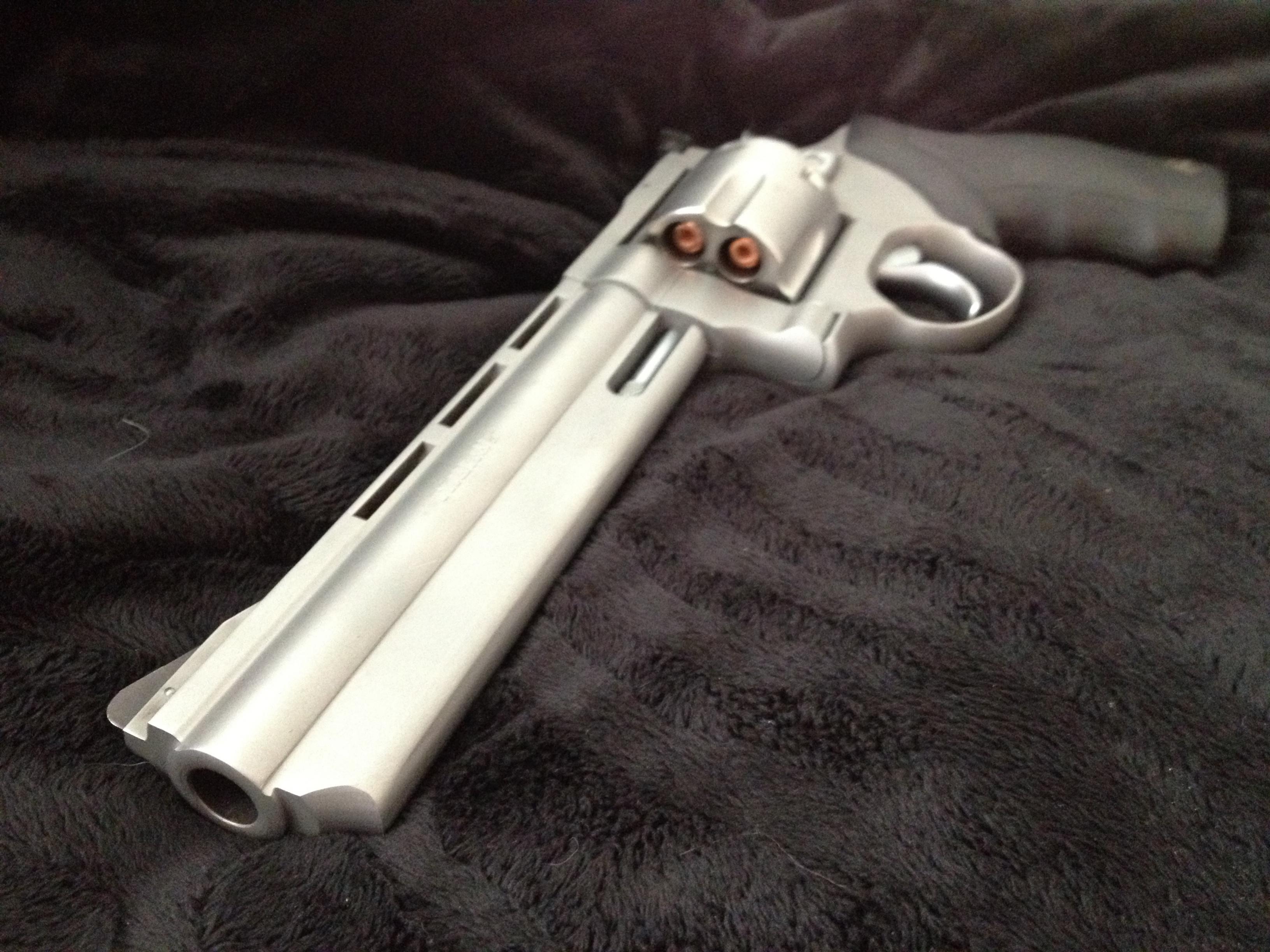 My Taurus  44 Magnum