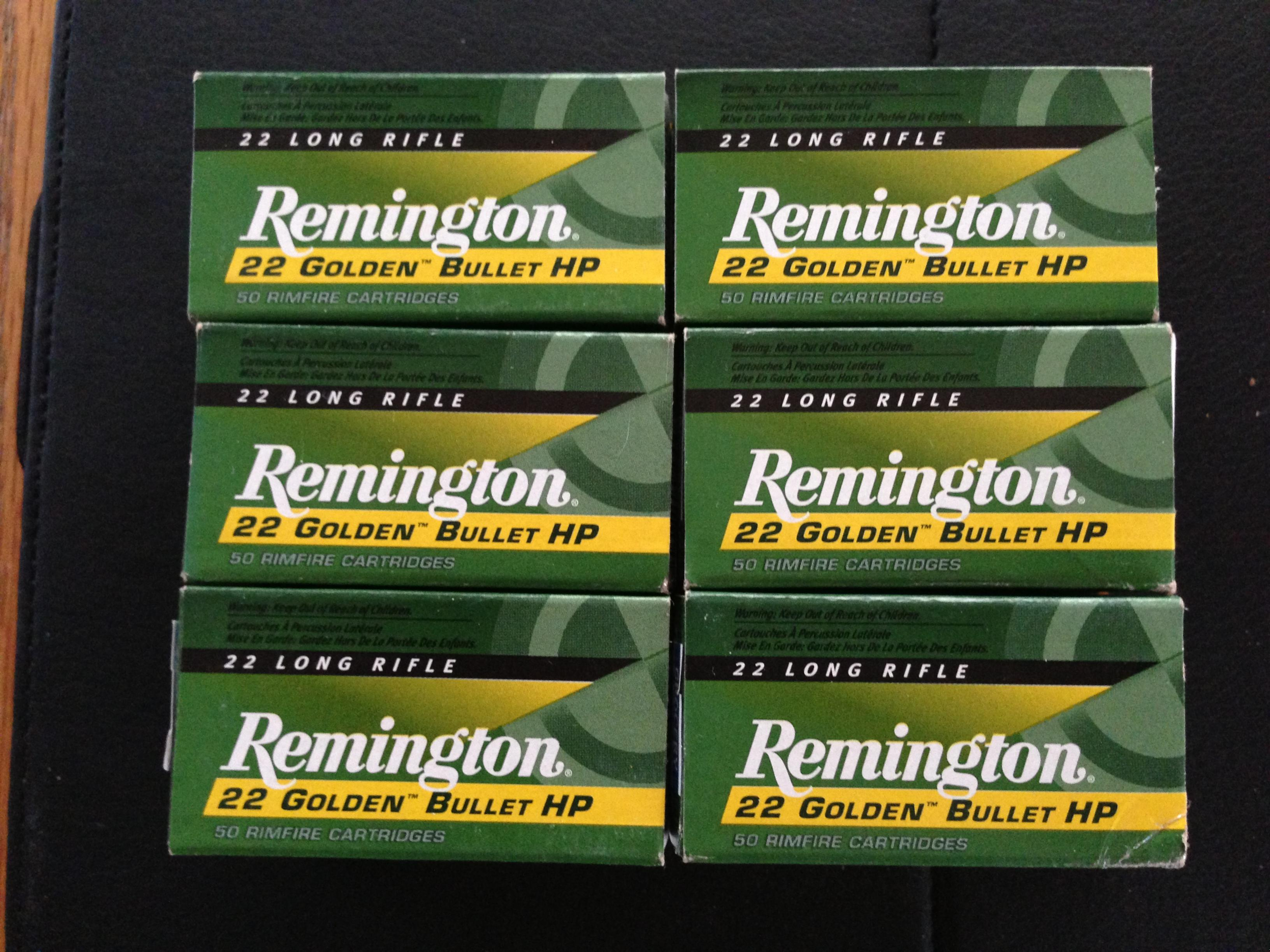 Thread: 22lr ammo find