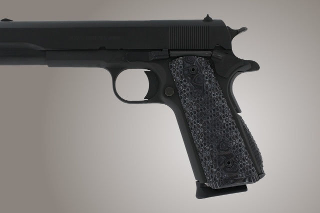 Hogue G10 grips for PT1911