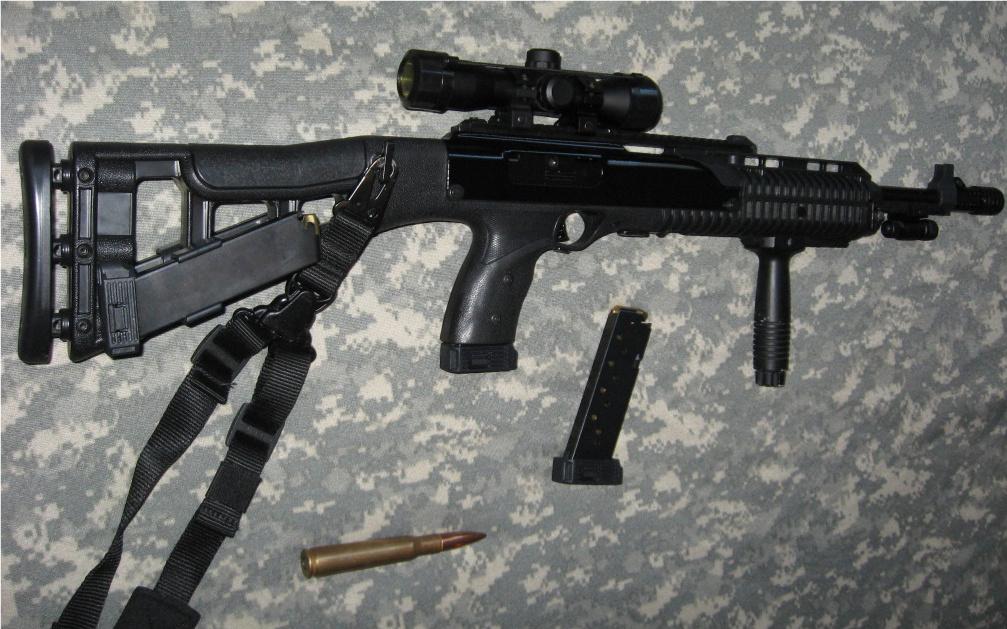 Hi point 4095ts  40 s&w carbine - Page 4