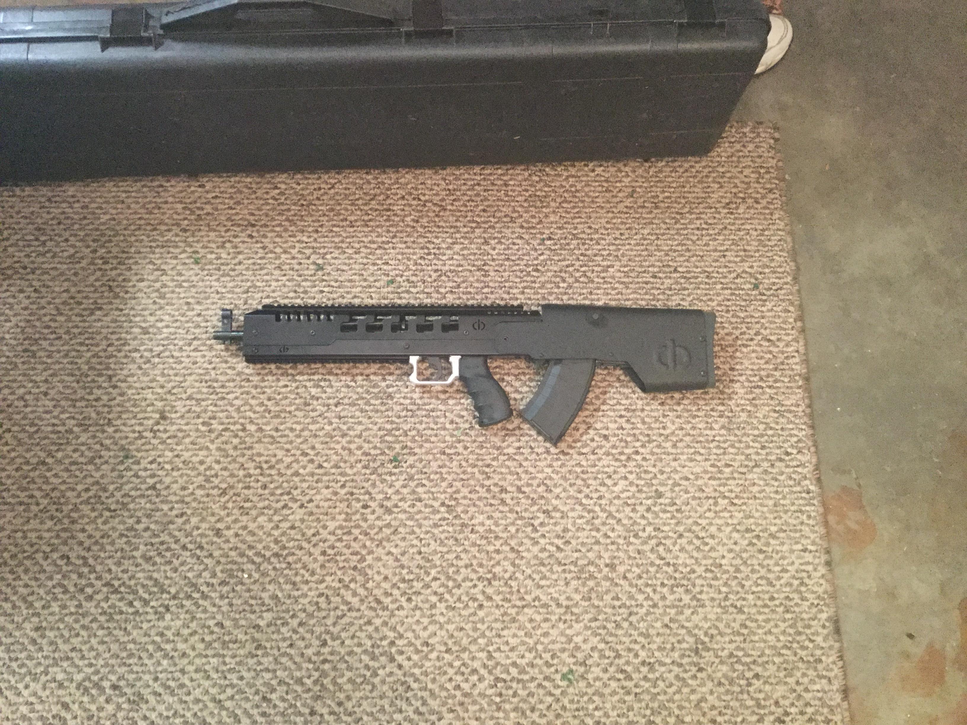 Matador Arms SKS stock