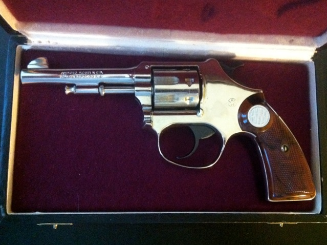 Need information on this revolver