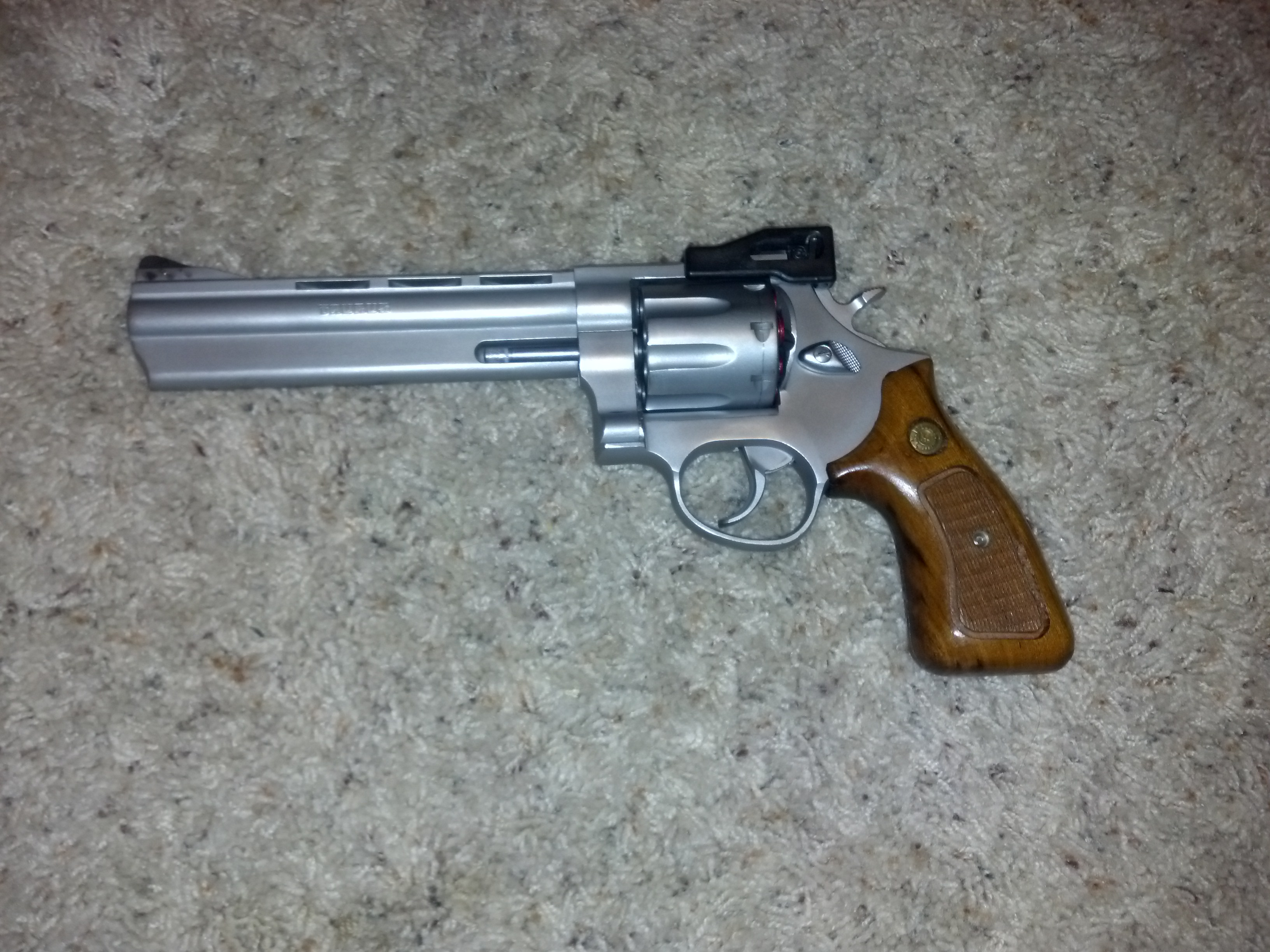 Show Us Your Taurus Revolvers - Page 129