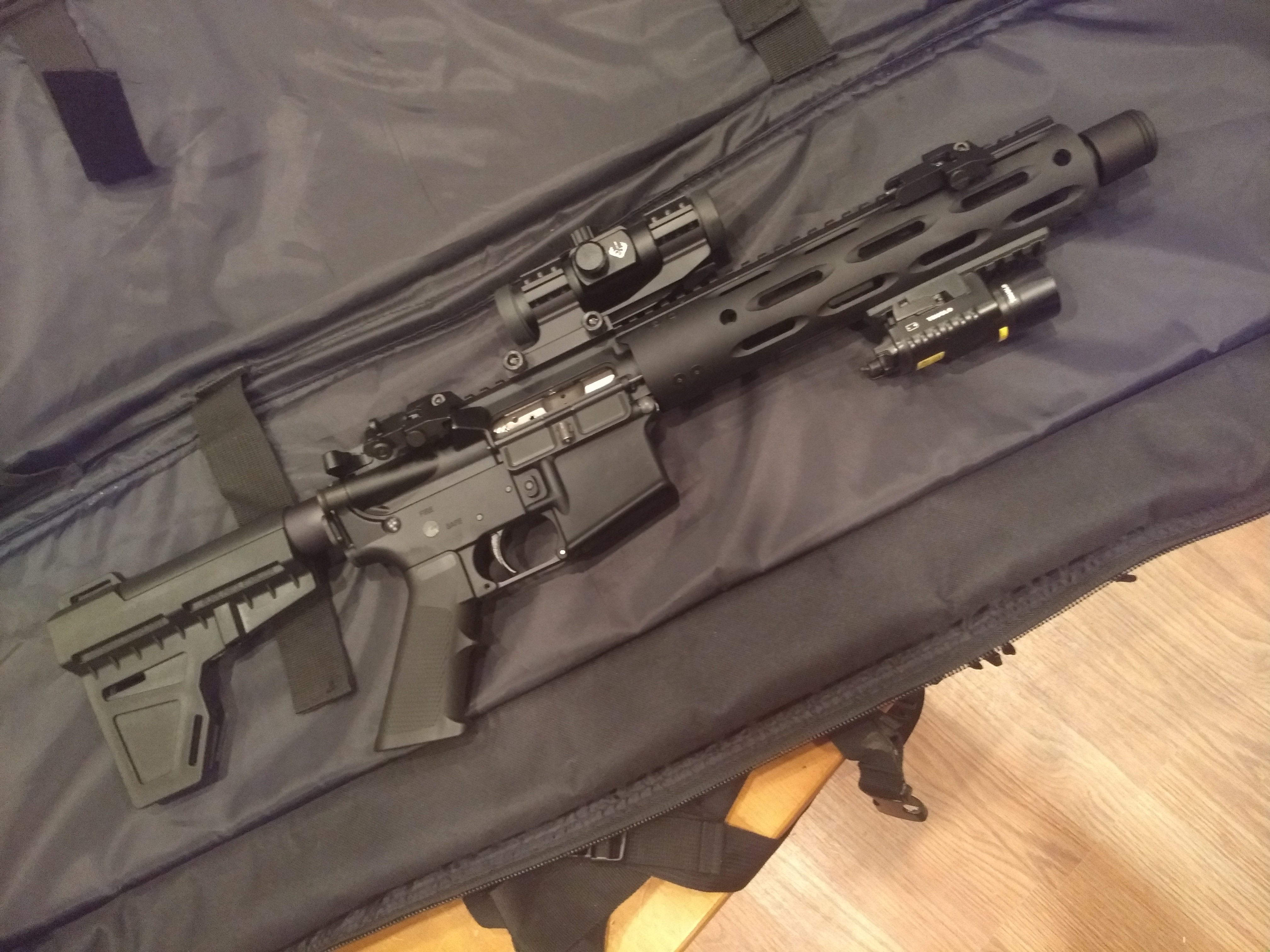 Pistol AR's - Page 20