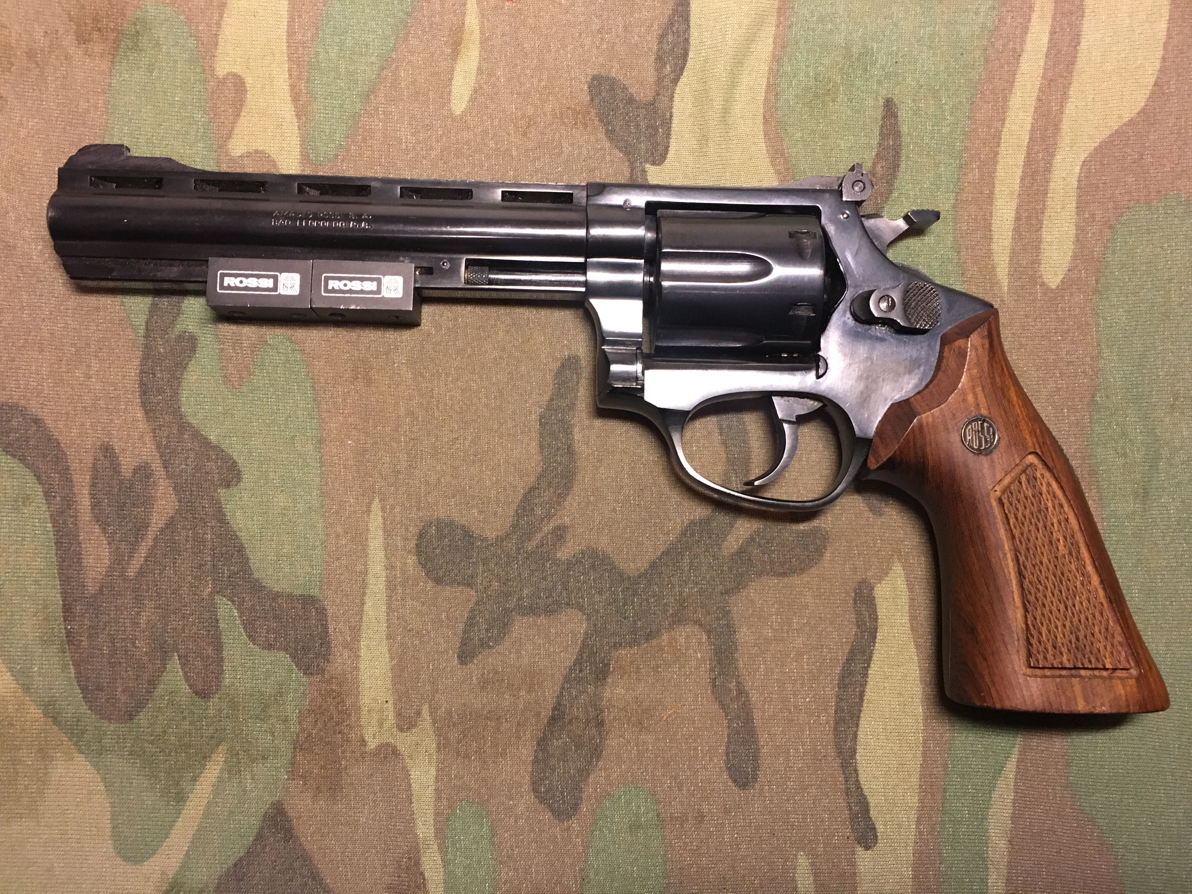 Let's see your Rossi Revolver photos! - Attachments