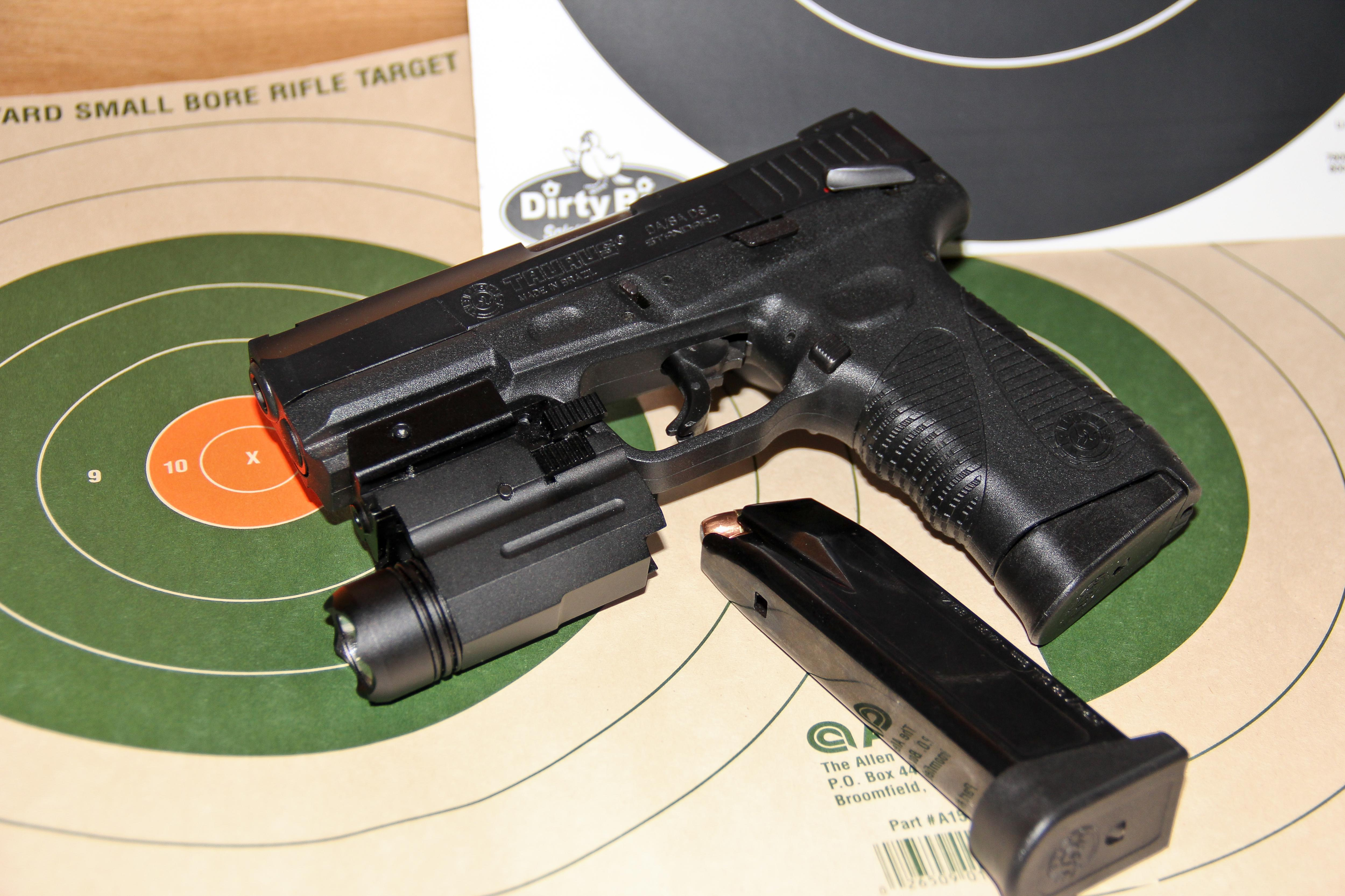 24/7 G2 9mm home/target setup