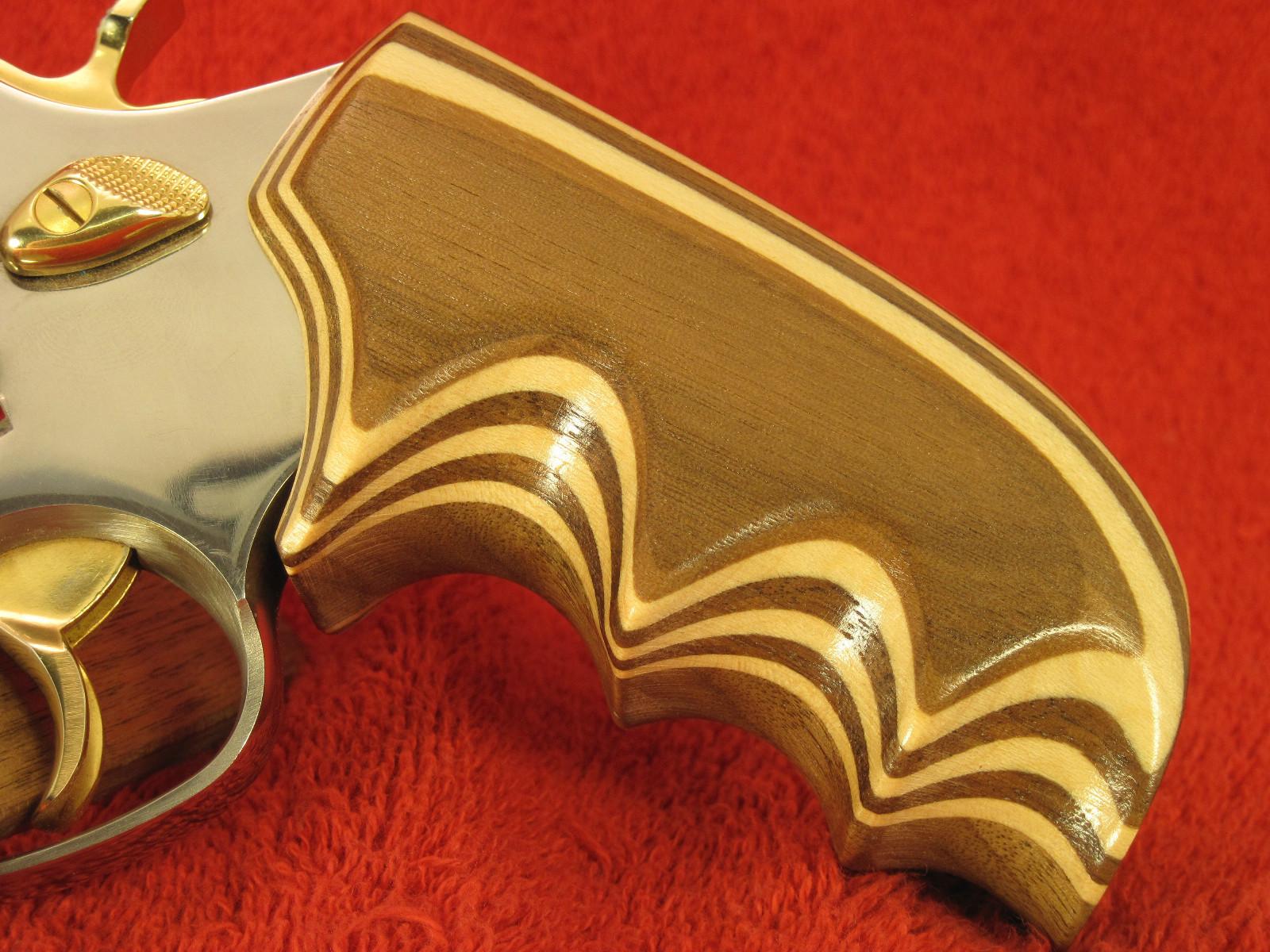 Taurus Judge Custom Grips