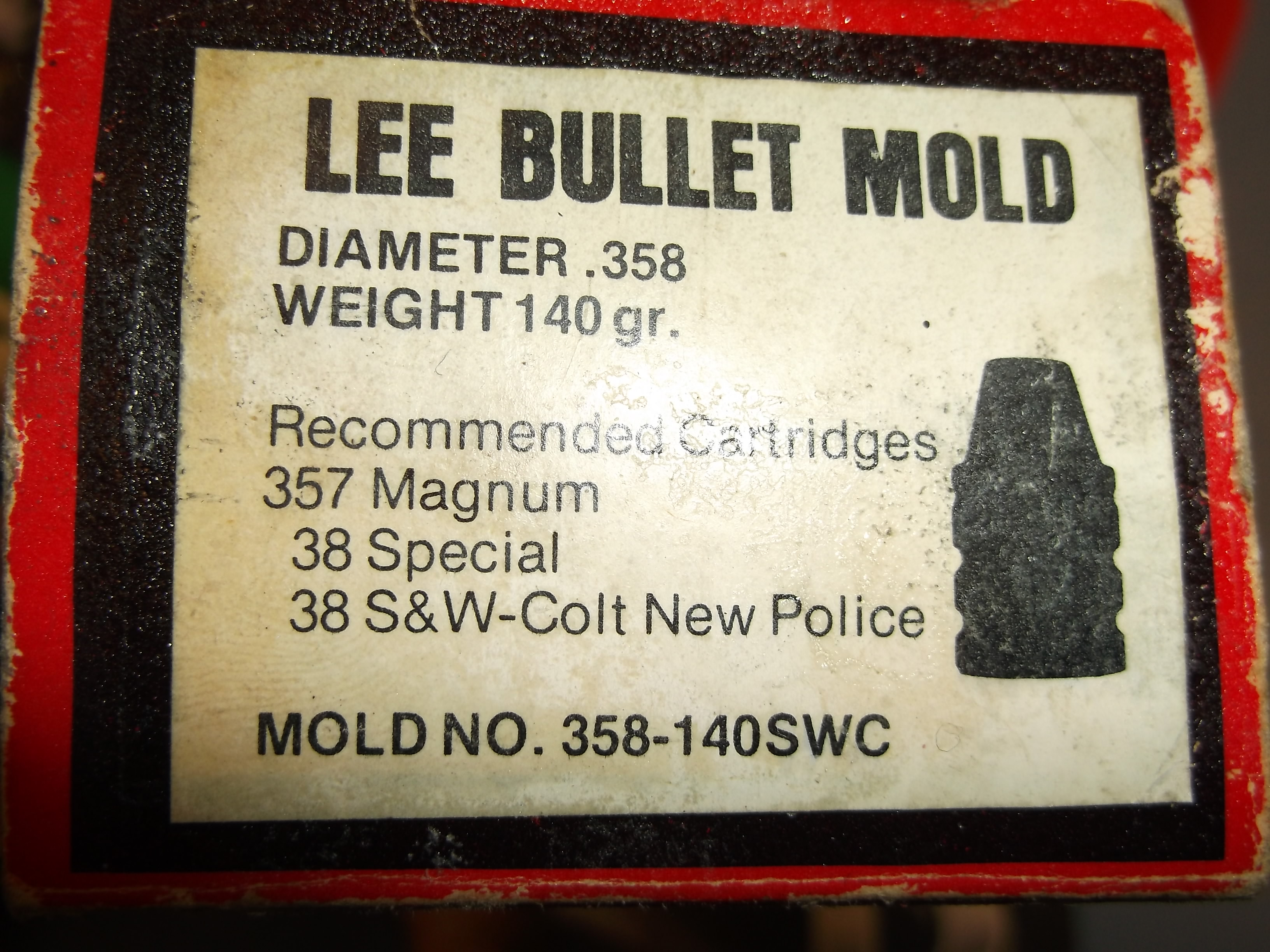 reloading help for old lee cast bullet. Black Bedroom Furniture Sets. Home Design Ideas