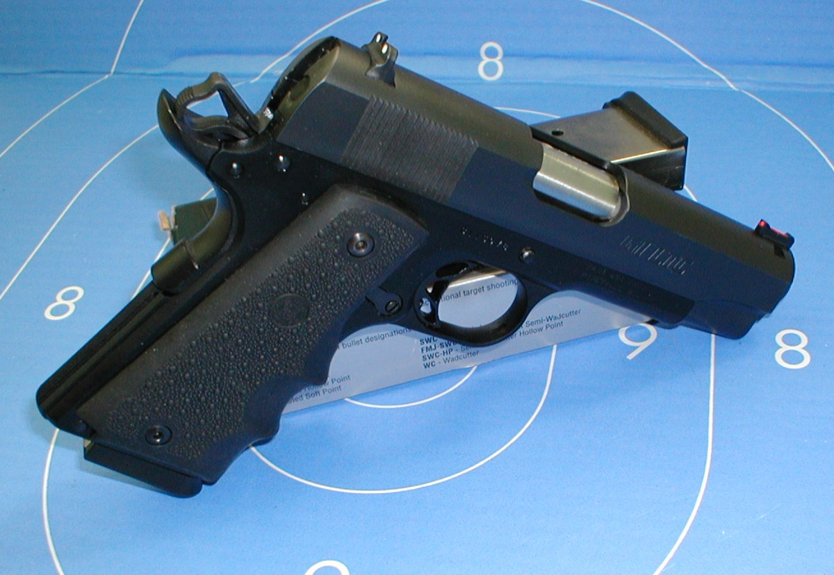 Taurus 1911 compared to Armscor 1911 - Page 3