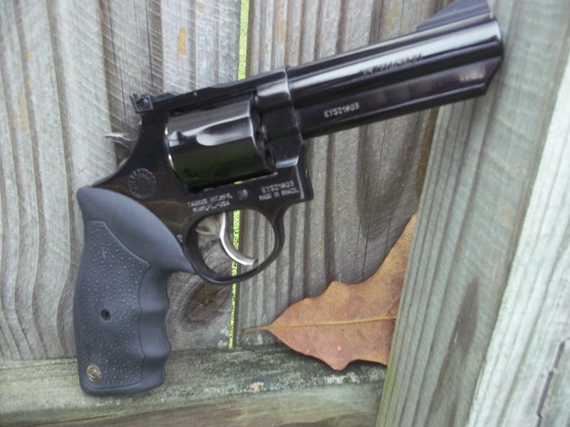 Ruger grips on a Taurus?