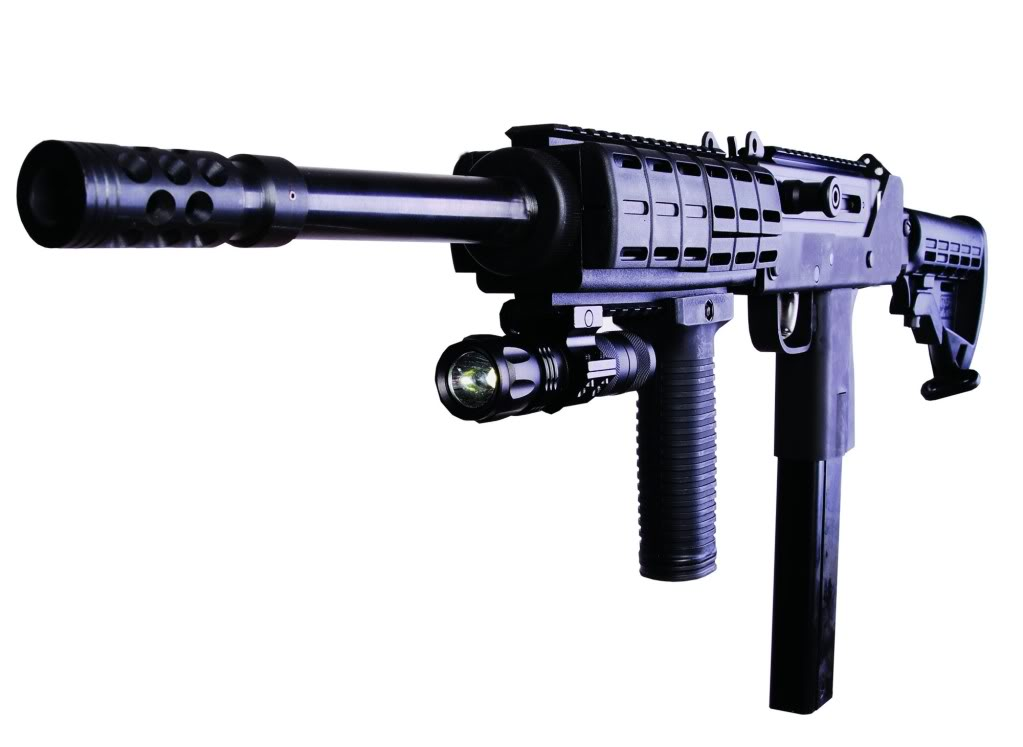 MPA9300SST-XX Tactical Carbine 9mm