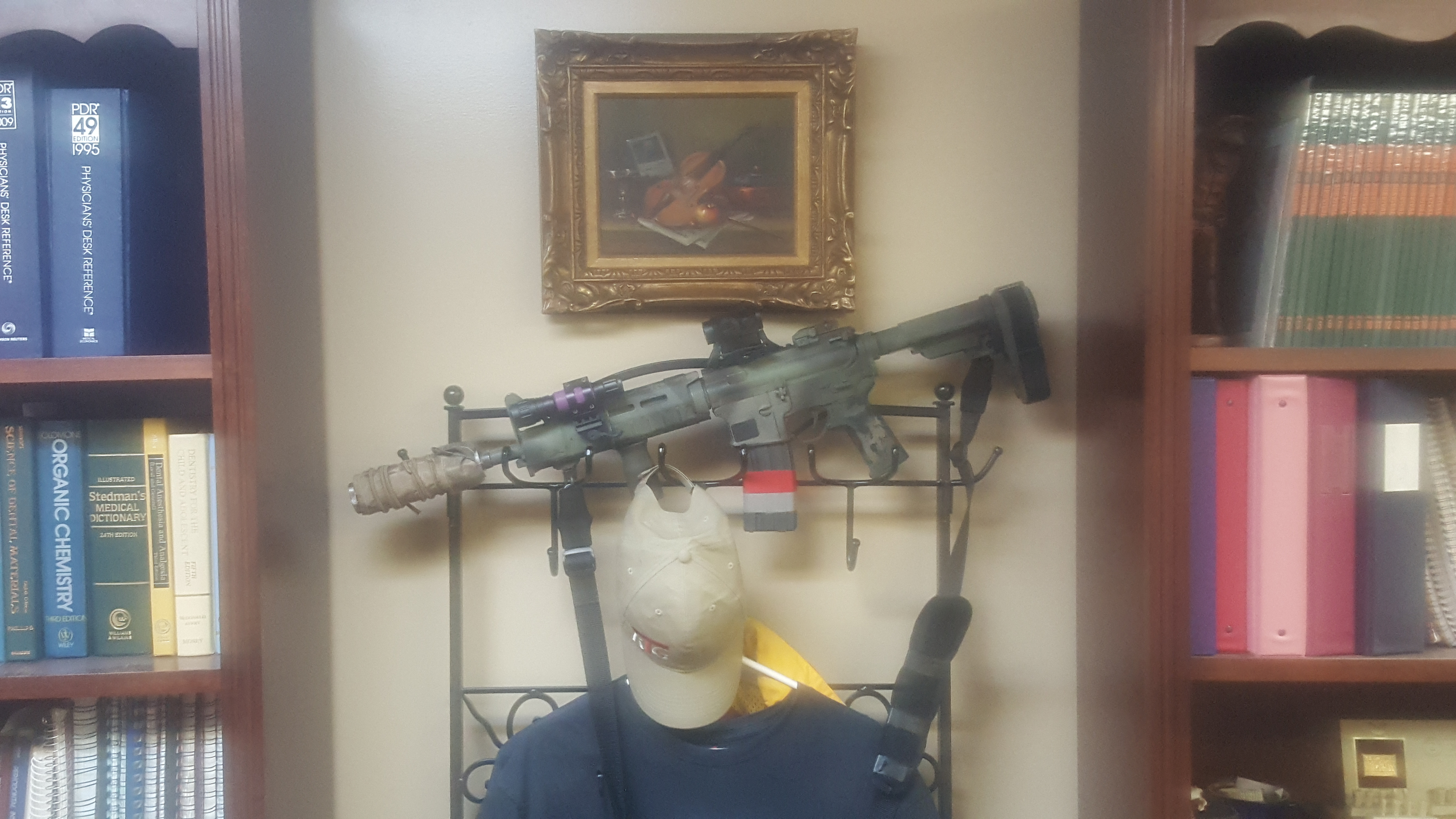 Name:  Mk 18 sd at the Office 2.jpg Views: 8 Size:  3.14 MB