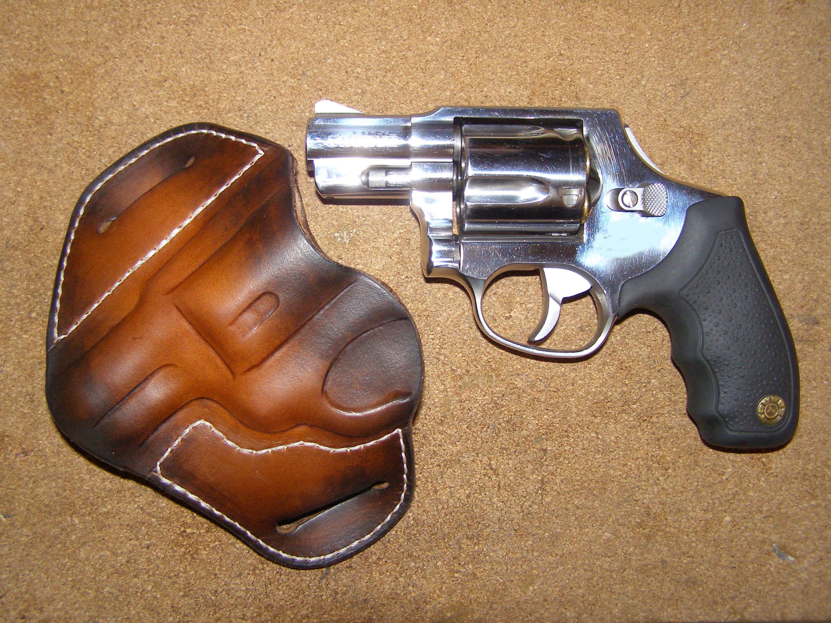 Newly Acquired Taurus 445 (2