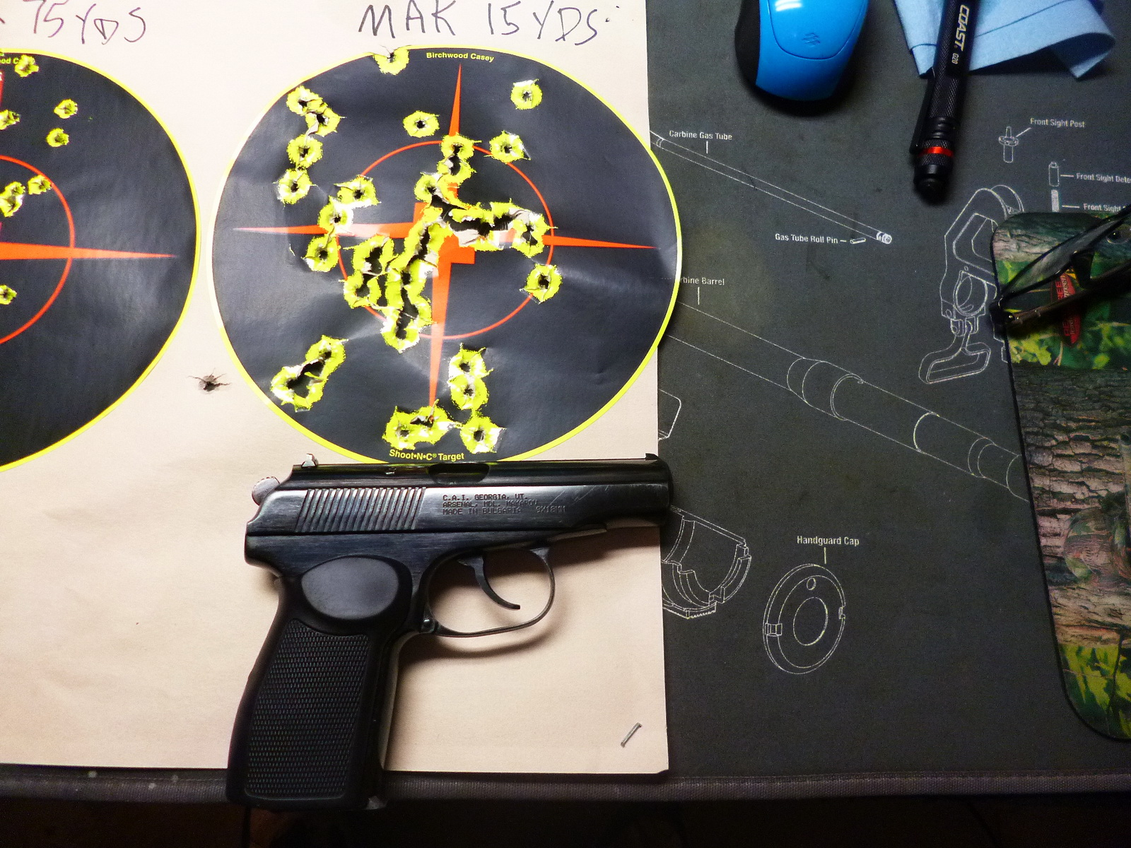 The other Russian, review of my Bulgarian Makarov from Classic firearms
