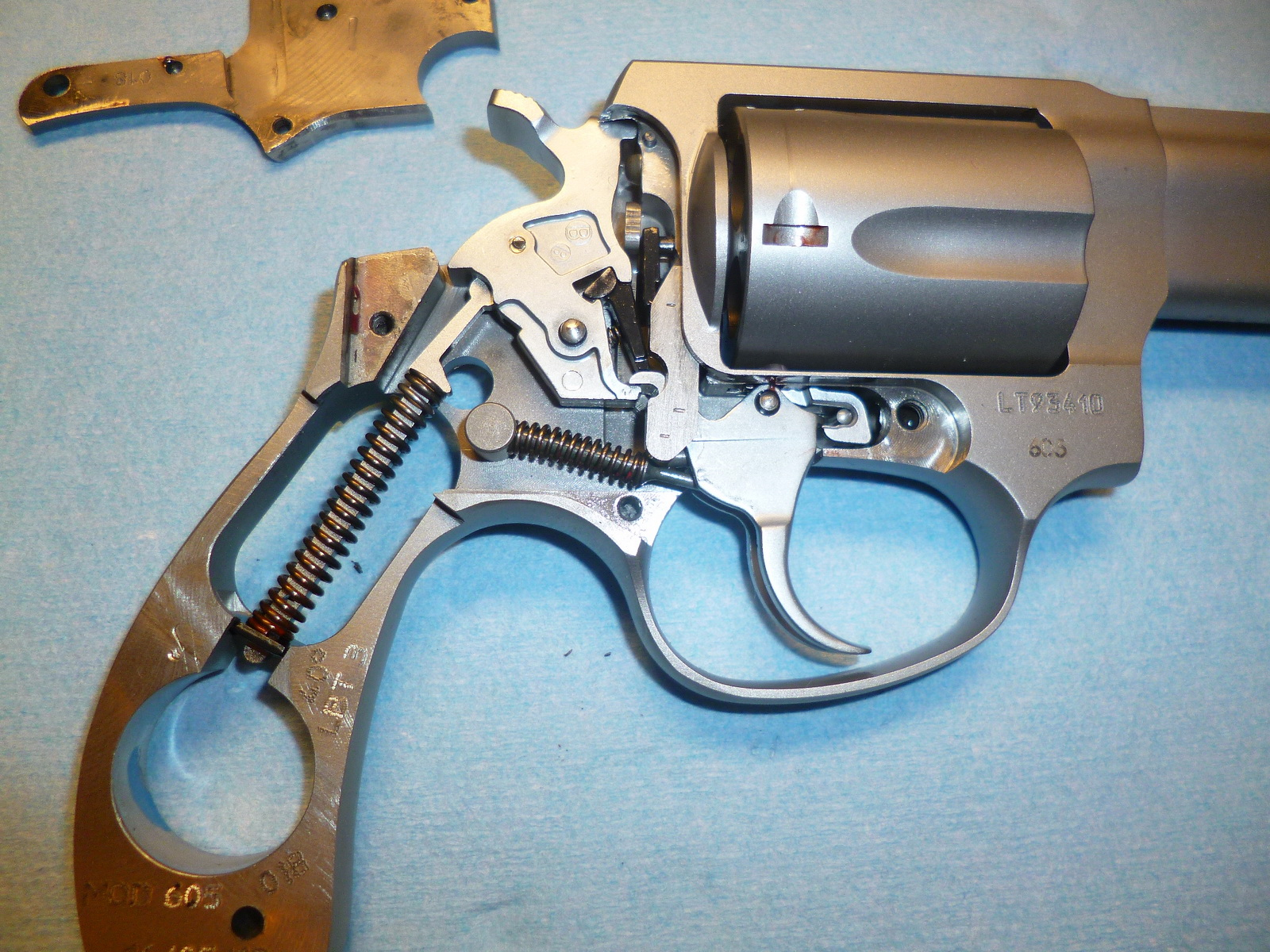 Taurus 605 Stainless review - Is it a workhorse or a boudoir revolver