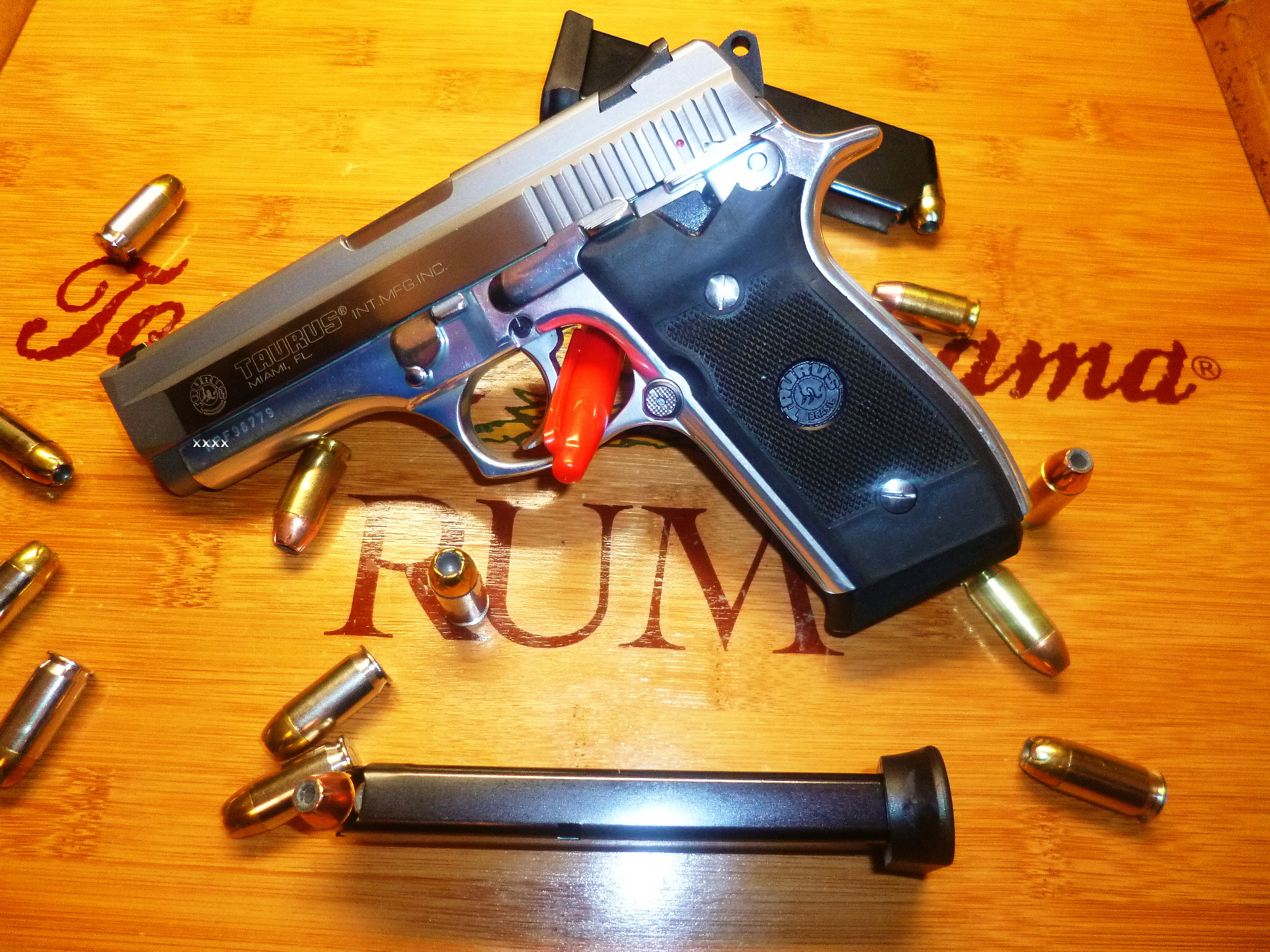 Review of a nice used Taurus PT945
