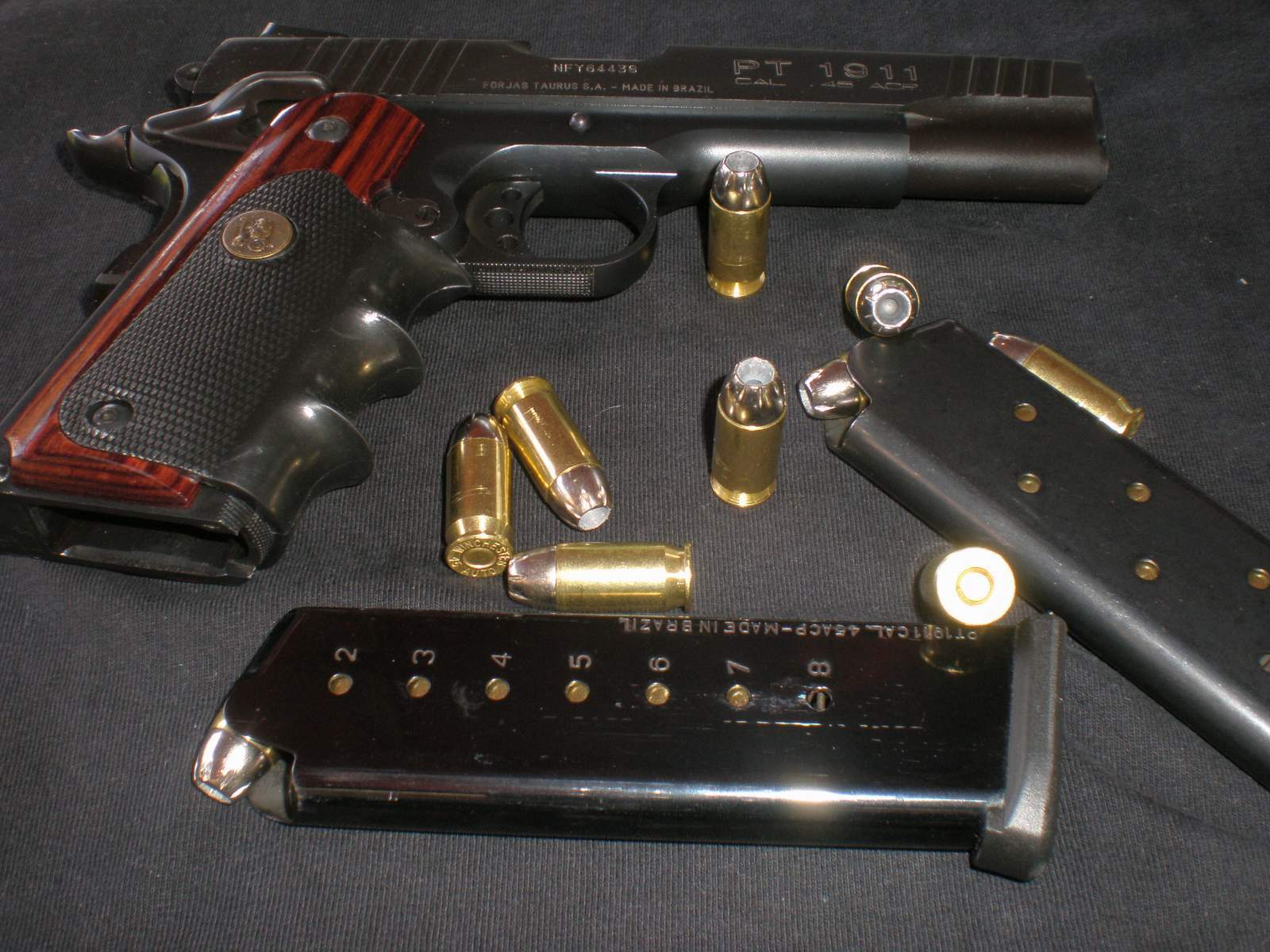 Pachmayr Grips 1911