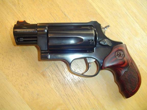 Name:  PD with bulls head grips.jpg