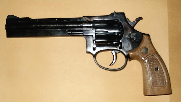 I've just scored two value made 22 revolvers
