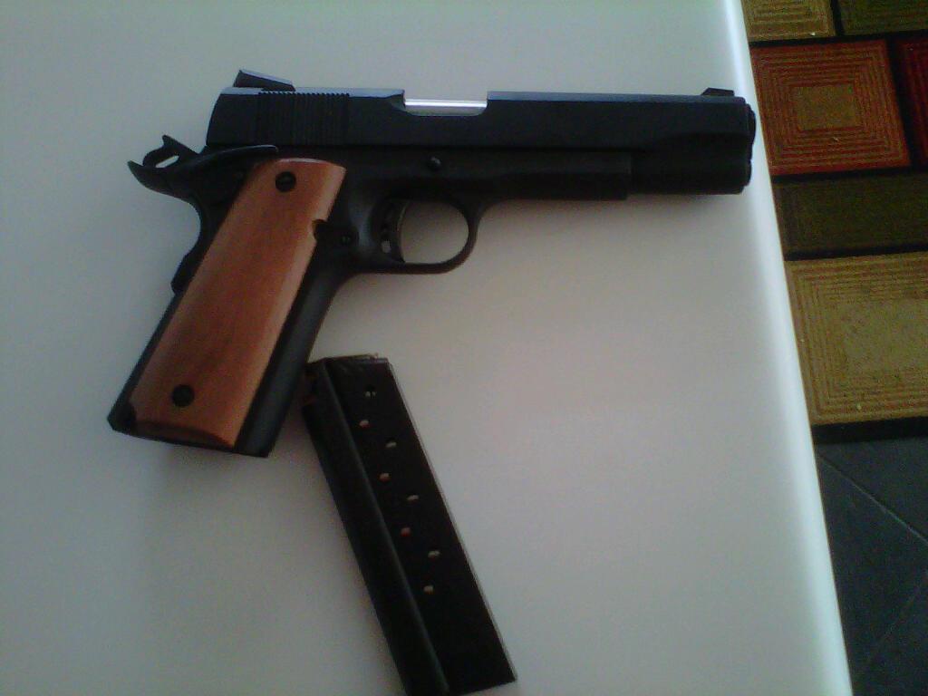 New Rock Island 1911 tactical 9mm