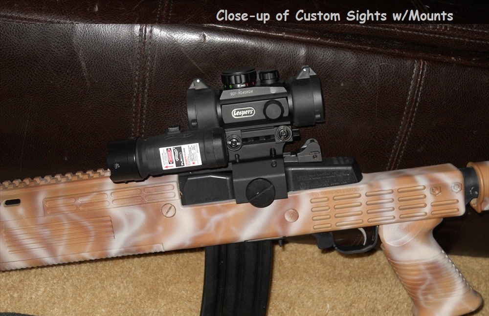 How Much Is A Paint Job >> Custom Paint/ Color schemes on firearms