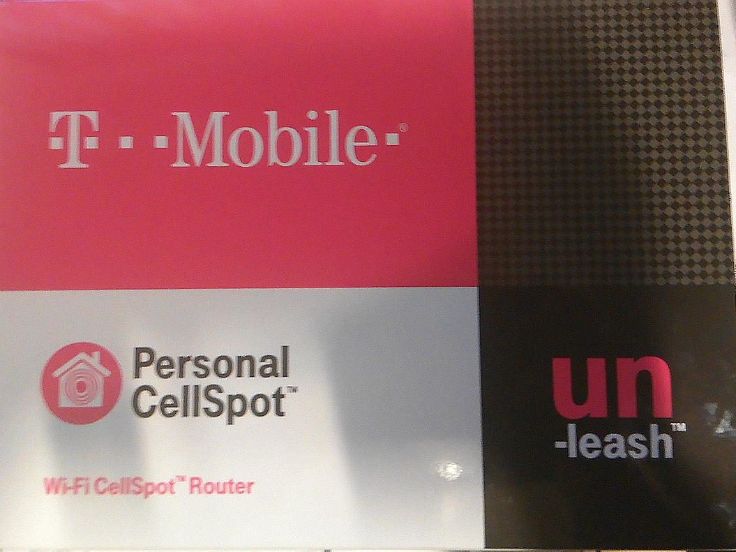T-Mobile Offering FREE Personal CellSpot - Complete Top Quality Wi